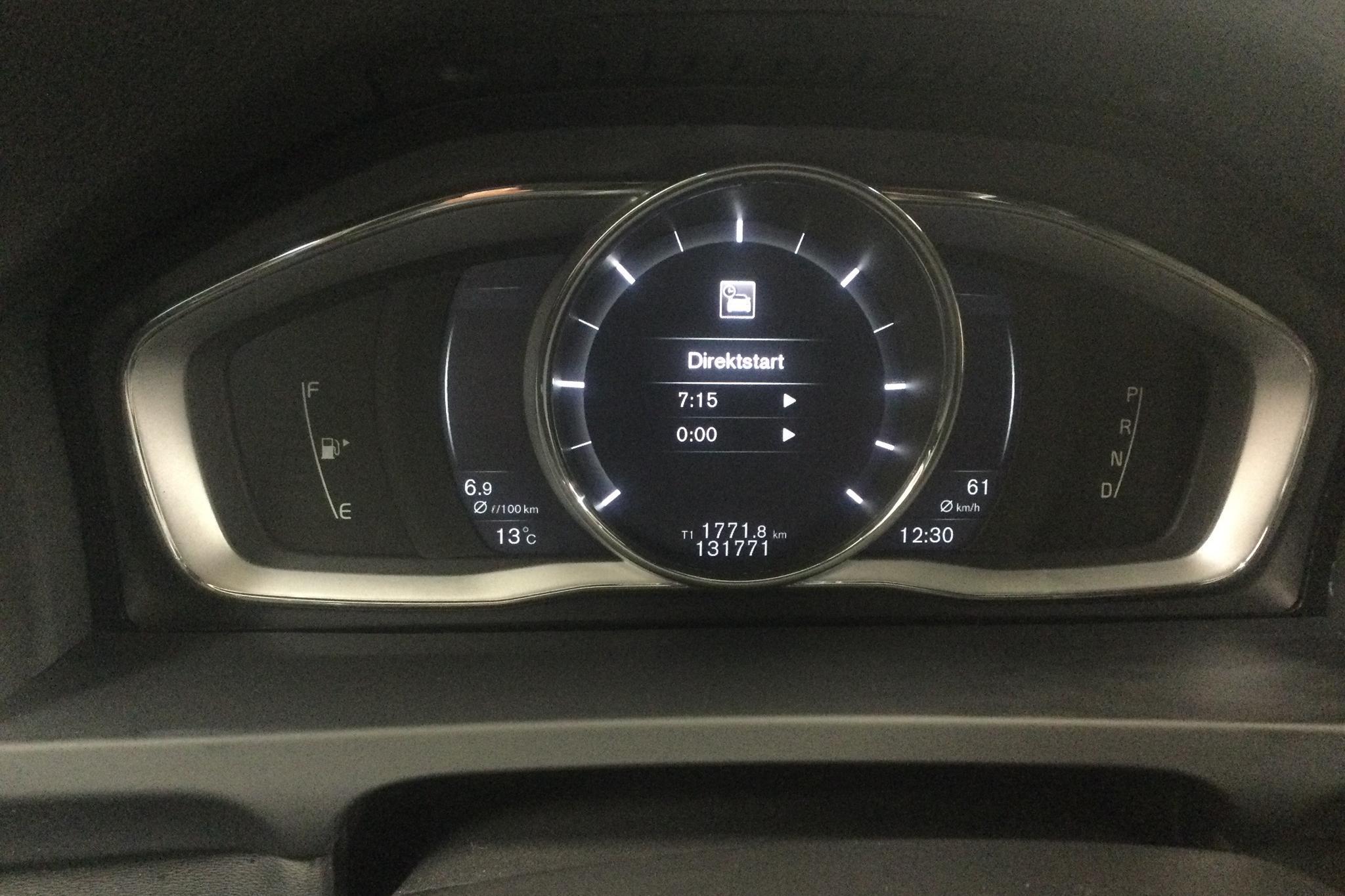 Volvo V60 D4 Cross Country AWD (190hk) - 13 184 mil - Automat - svart - 2018