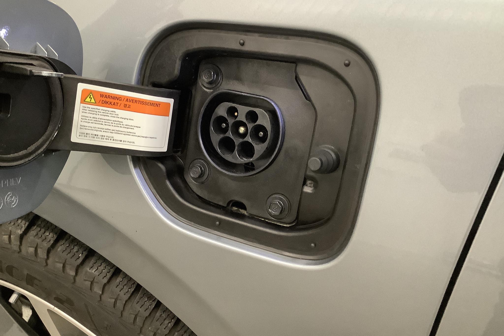 KIA Ceed 1.6 Plug-in Hybrid SW (141hk) - 4 230 km - Automatic - gray - 2020