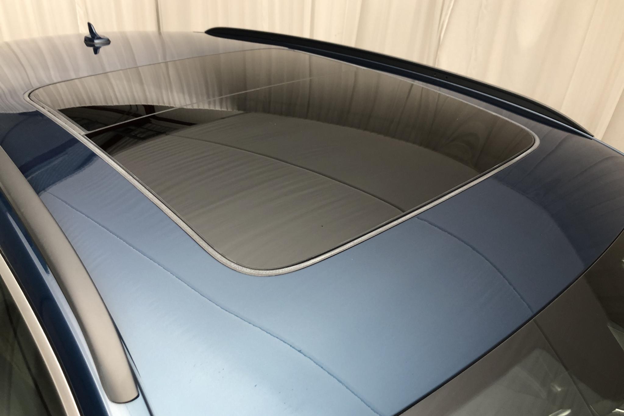 Audi e-tron 55 quattro 95 kWh (360hk) - 1 697 mil - Automat - blå - 2019