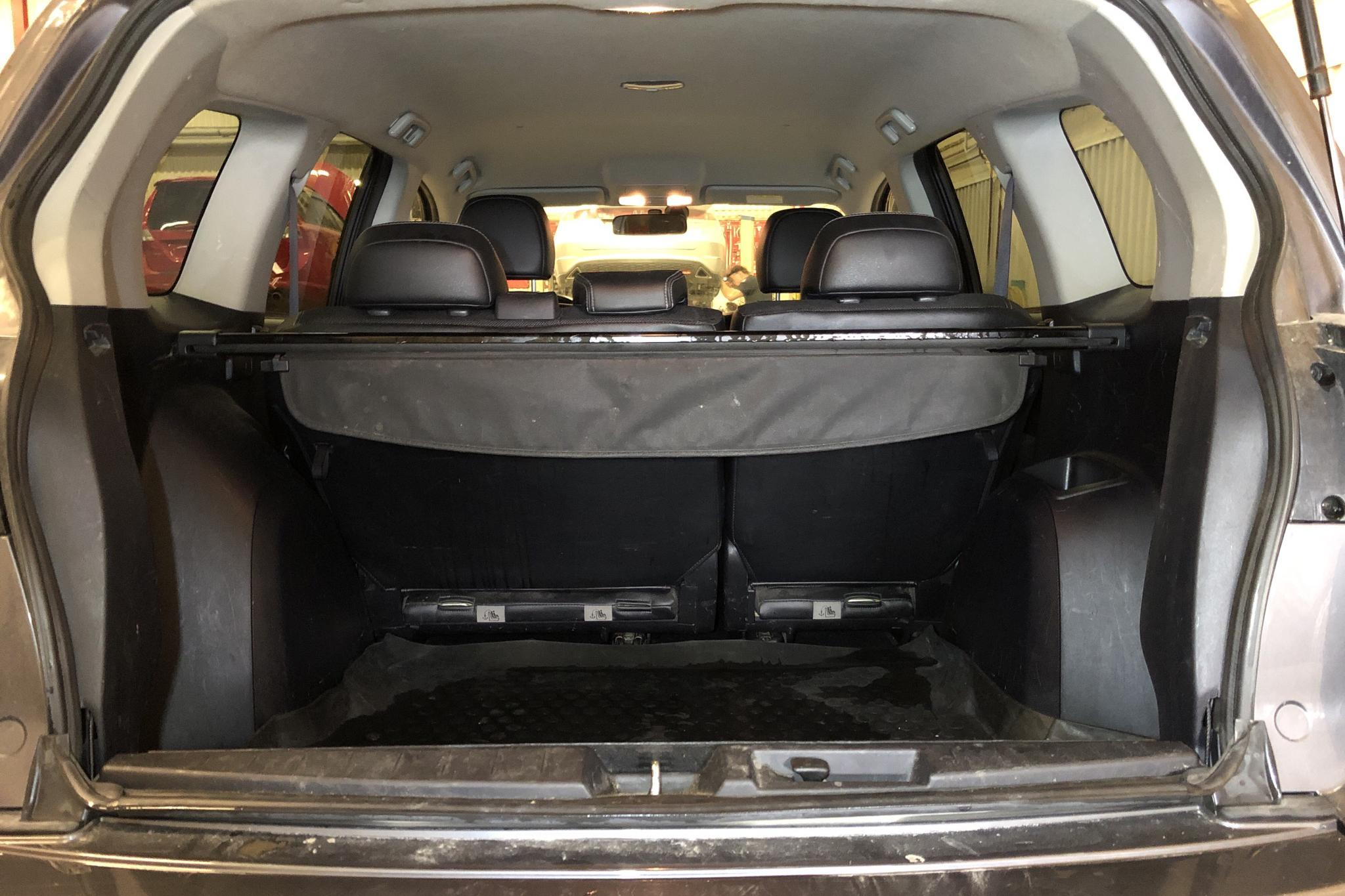 Mitsubishi Outlander 2.4 FFV (170hk) - 26 306 mil - Automat - Dark Grey - 2011