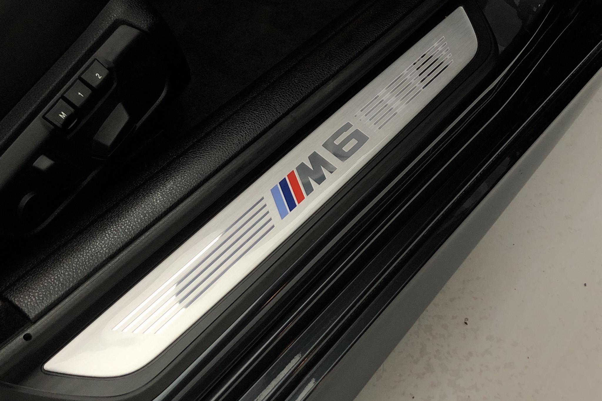 BMW M6 Gran Coupé, F06 (560hk) - 4 324 mil - Automat - Dark Grey - 2013