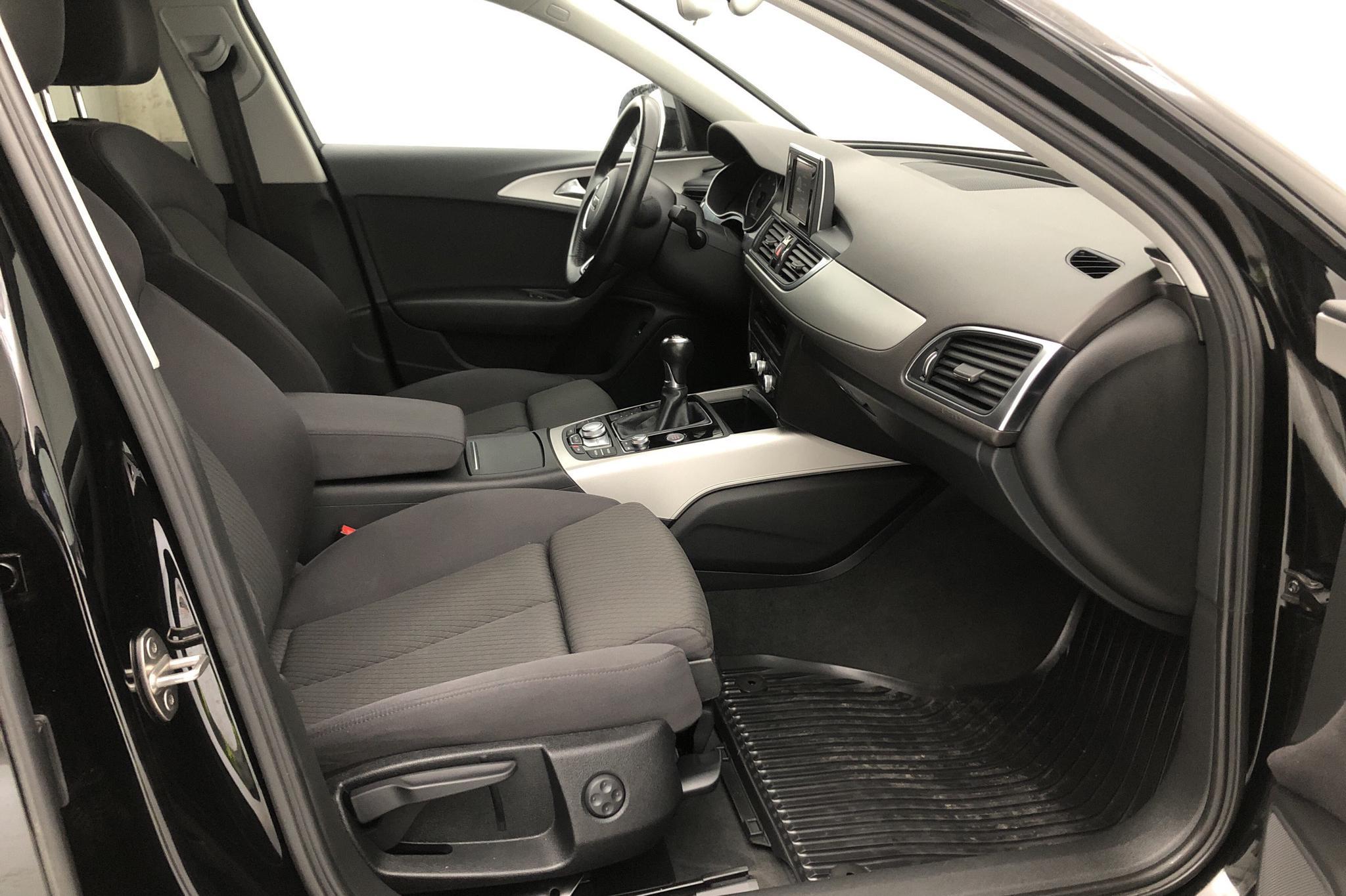 Audi A6 2.0 TDI (190hk) - 117 250 km - Manual - black - 2017