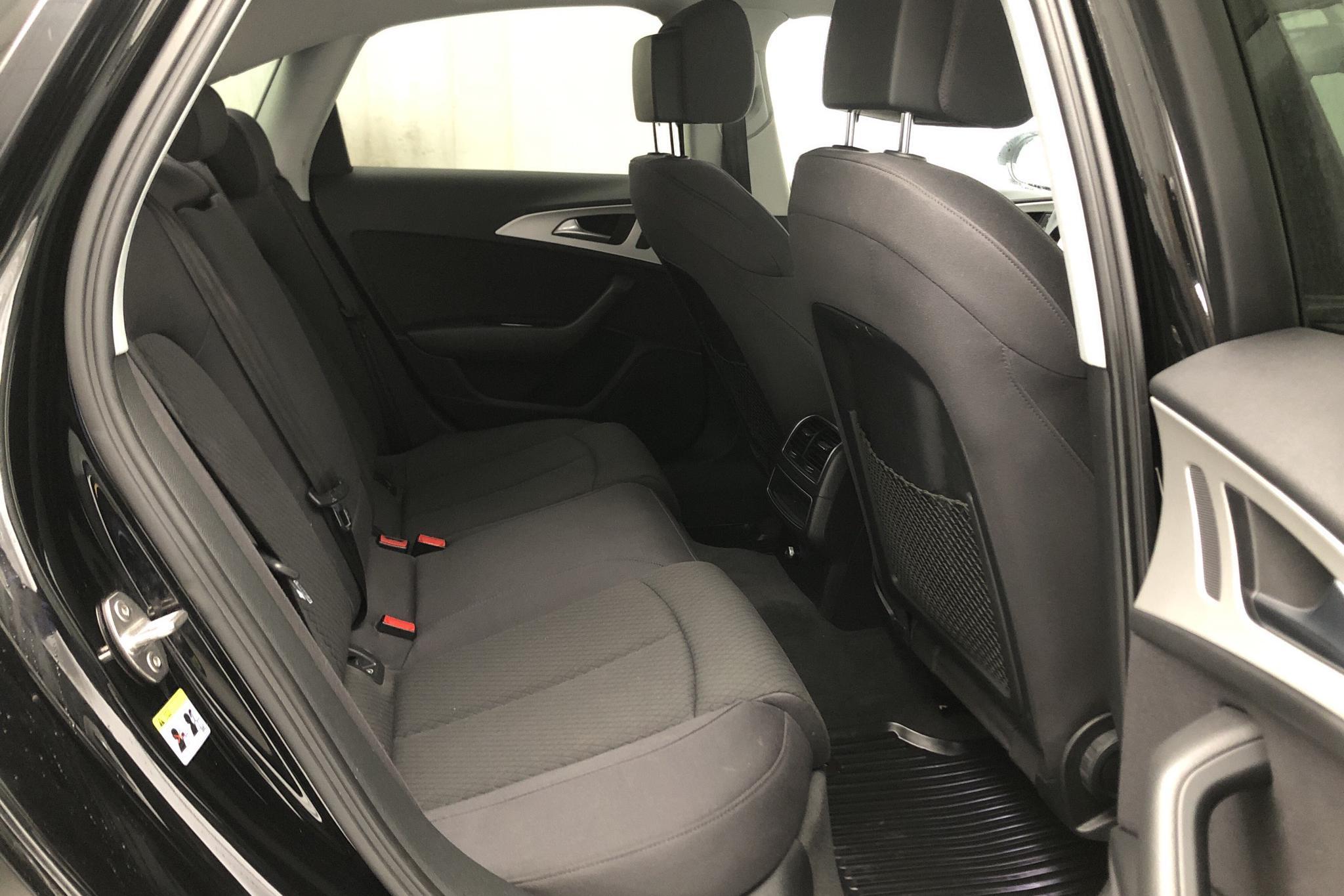 Audi A6 2.0 TDI (190hk) - 11 725 mil - Manuell - svart - 2017