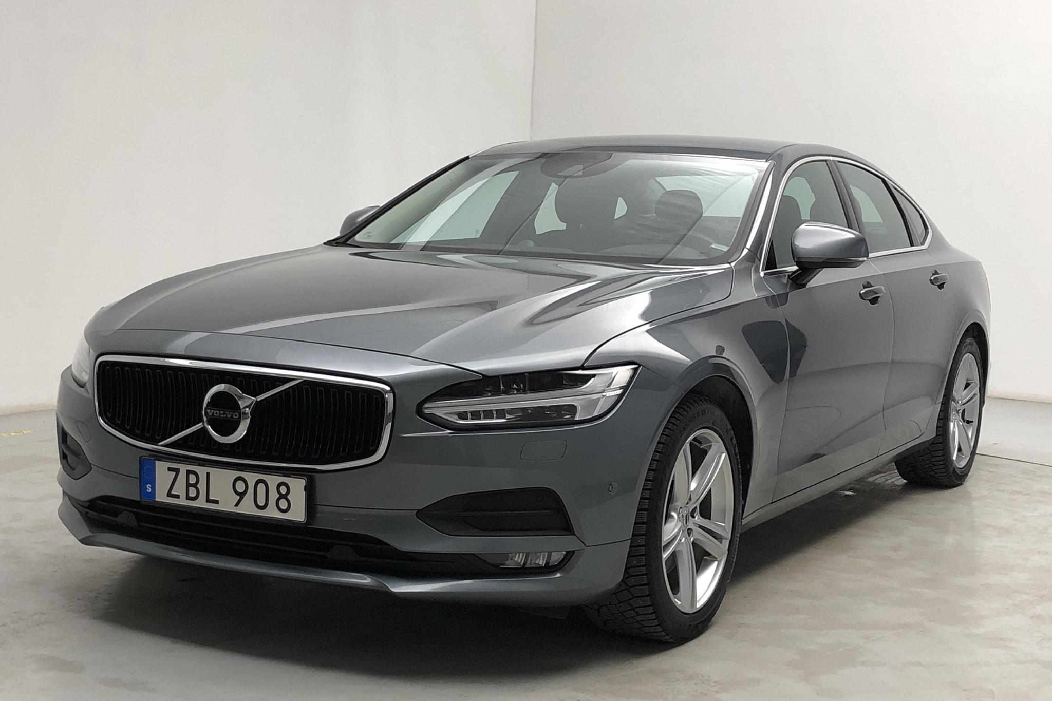 Volvo S90 D4 (190hk) - 8 951 mil - Automat - grå - 2018
