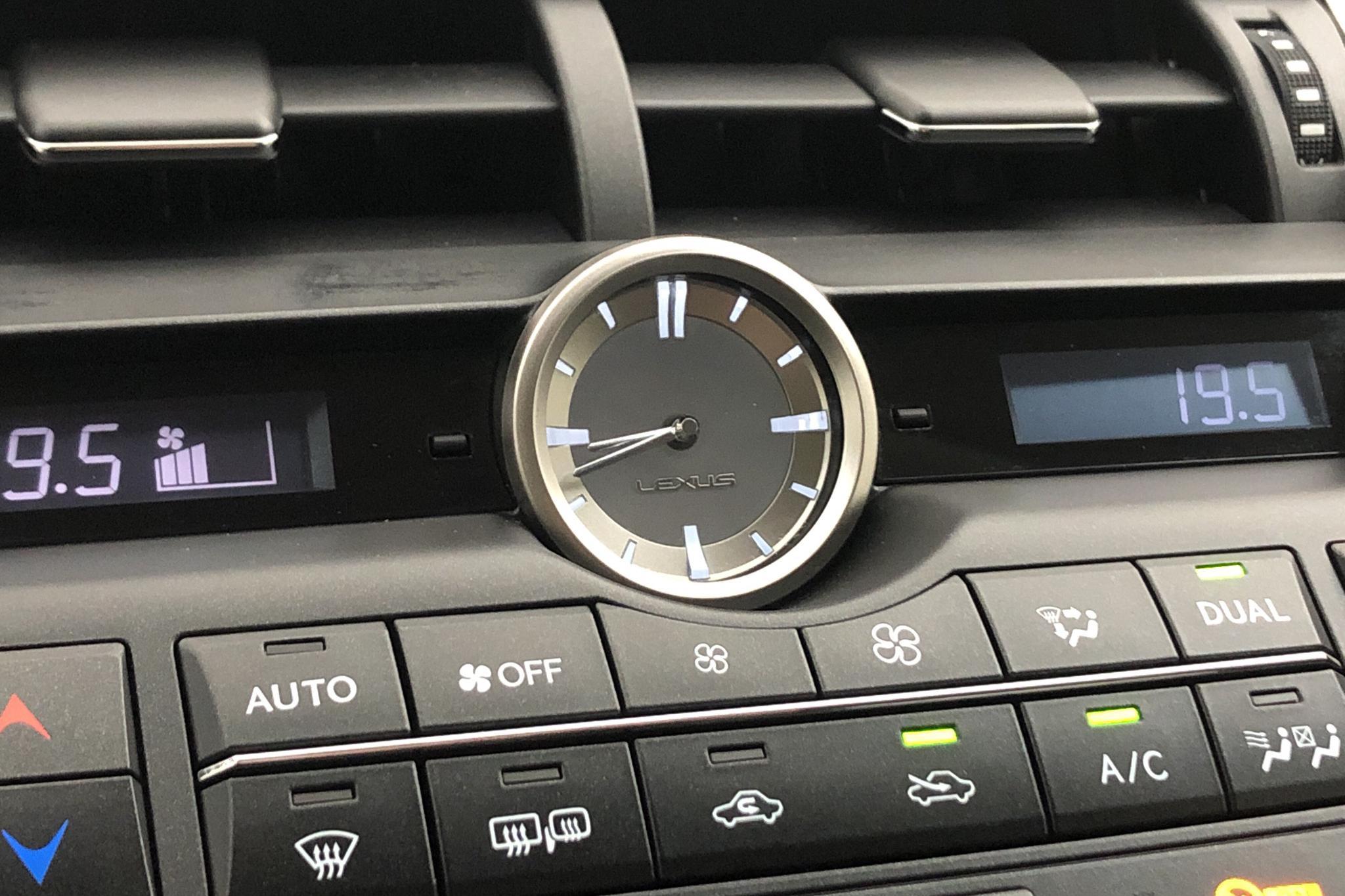 Lexus NX 300h AWD (181hk) - 75 890 km - Automatic - gray - 2015