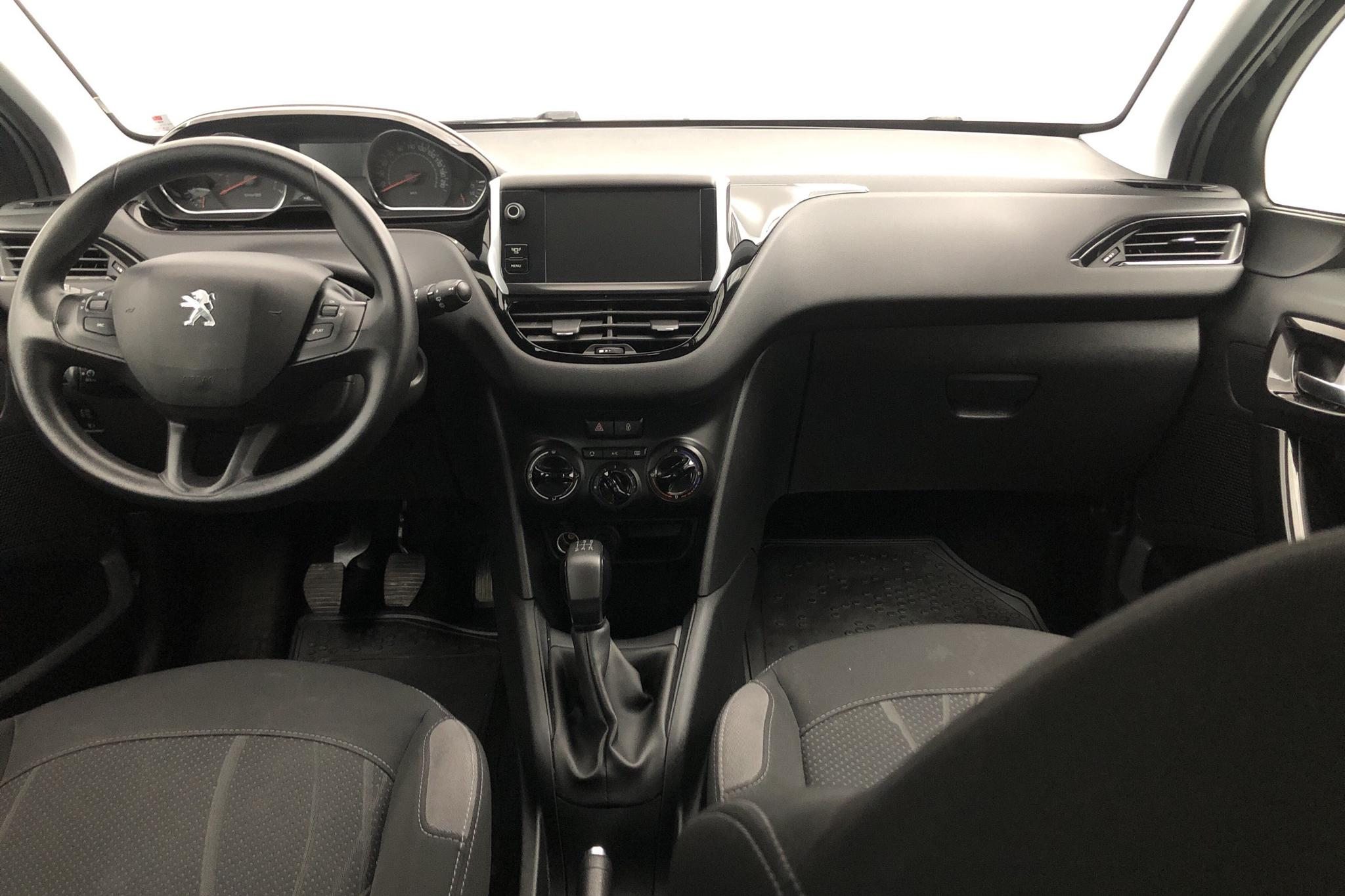 Peugeot 208 1.2 VTi 5dr (82hk) - 63 890 km - Manual - Dark Grey - 2013