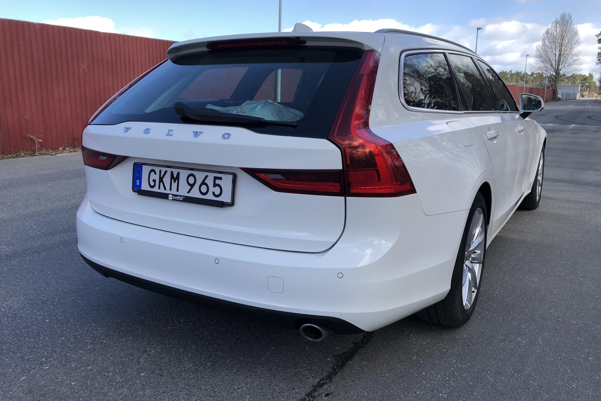 Volvo V90 D3 (150hk) - 8 932 mil - Automat - vit - 2018