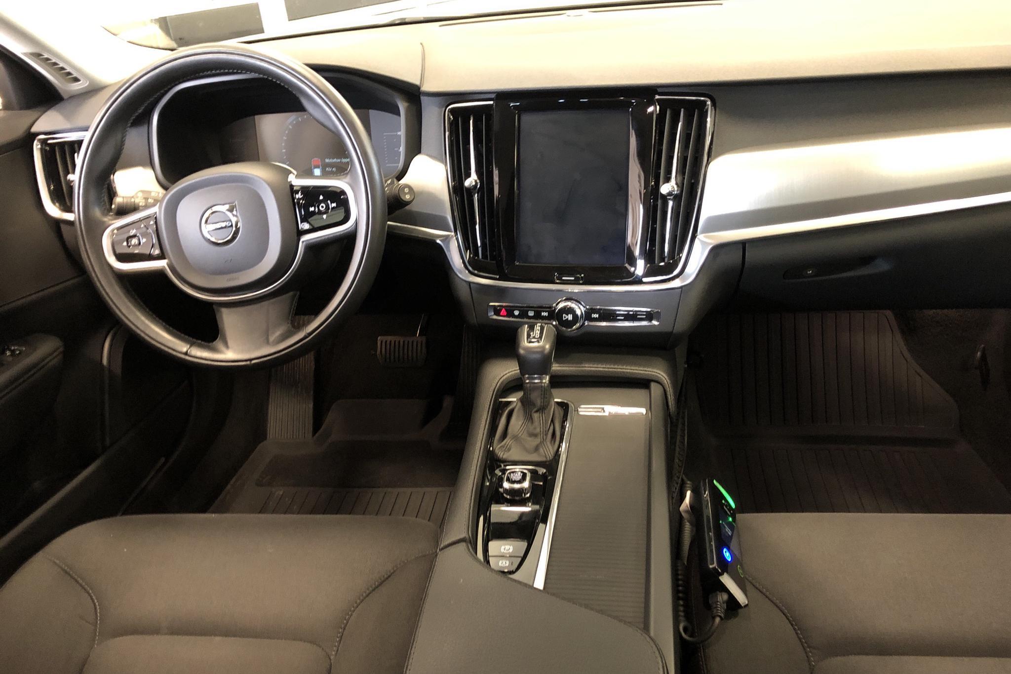 Volvo V90 D3 (150hk) - 89 320 km - Automatic - white - 2018