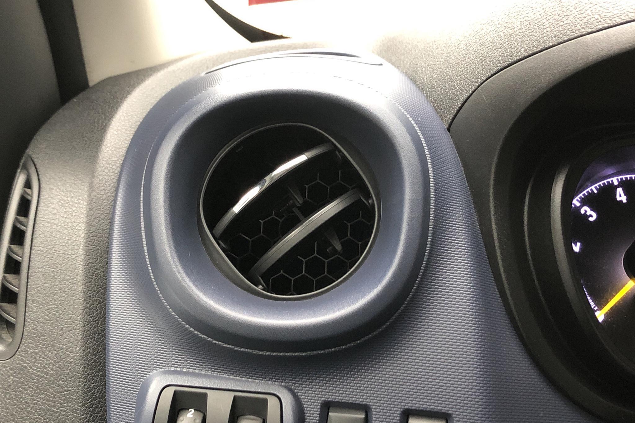Opel Vivaro 1.6 CDTI (120hk) - 147 710 km - Manual - black - 2015
