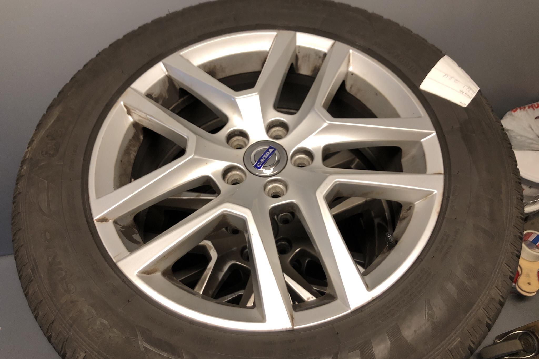 Volvo XC60 D4 AWD (190hk) - 15 913 mil - Automat - vit - 2017