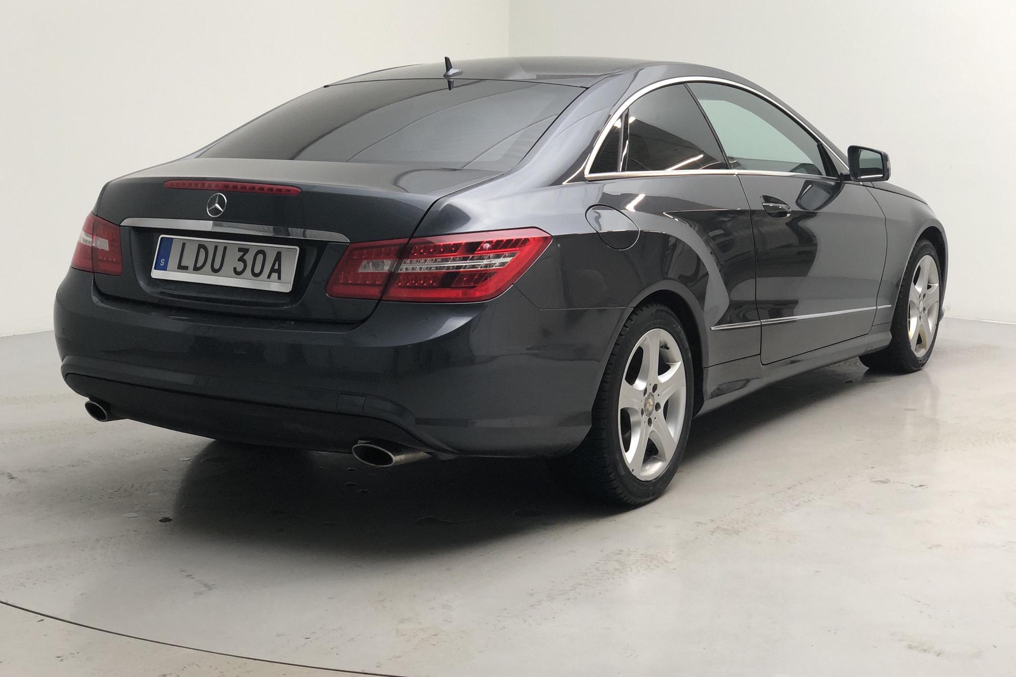 Mercedes E 350 Coupé C207 (306hk) - 121 670 km - Automatic - Dark Grey - 2013
