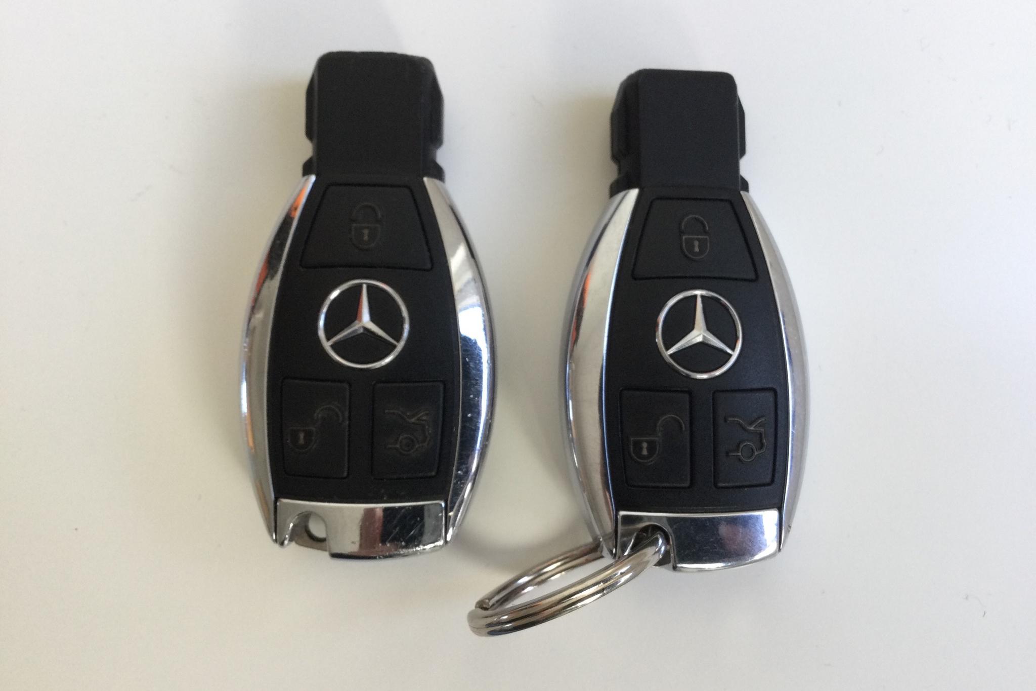 Mercedes E 350 Coupé C207 (306hk) - 12 167 mil - Automat - Dark Grey - 2013