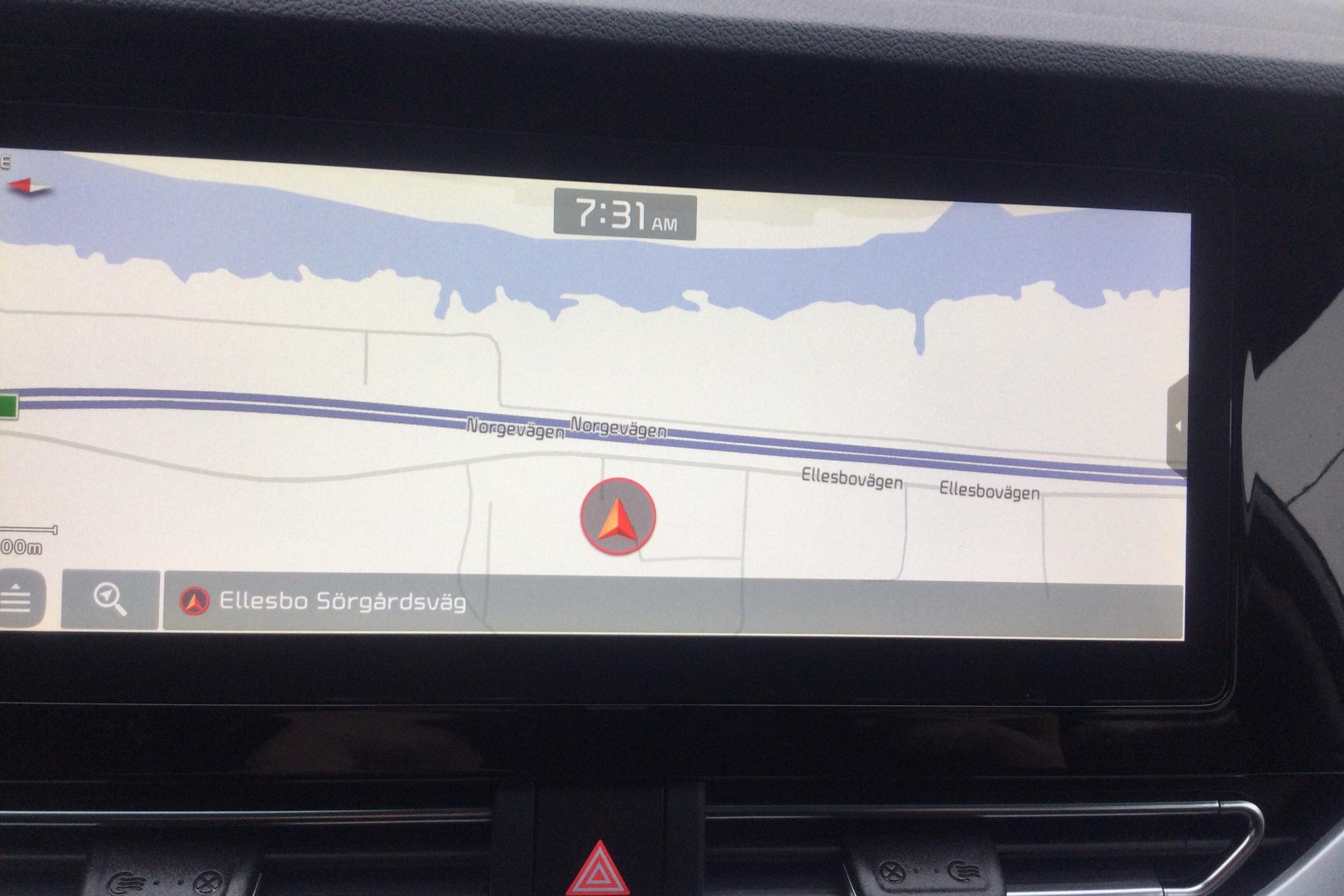 KIA Niro Plug-in Hybrid 1.6 LCI (141hk) - 4 480 km - Automatic - white - 2021