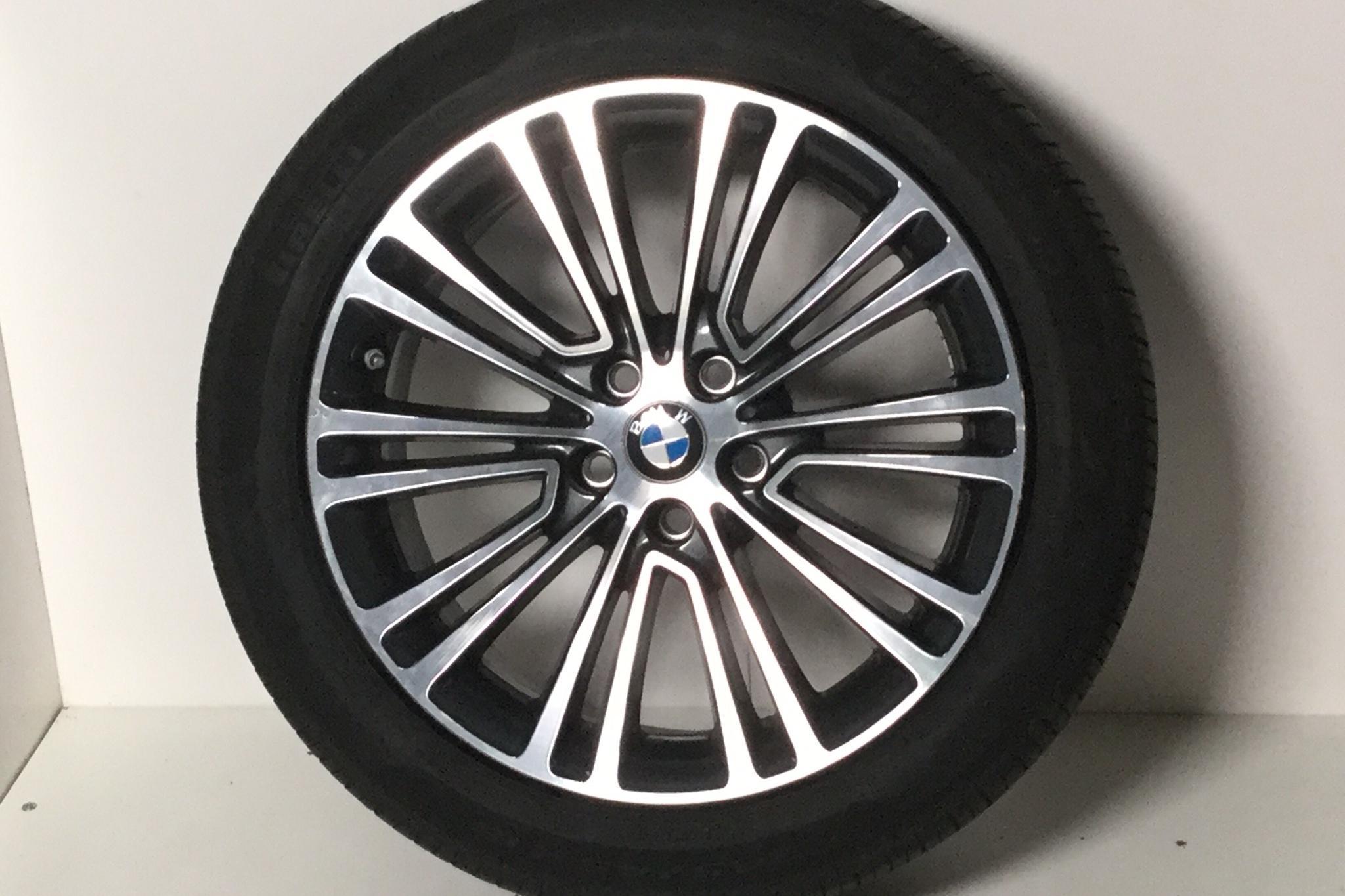 BMW 520d xDrive Touring, G31 (190hk) - 108 720 km - Automatic - black - 2018