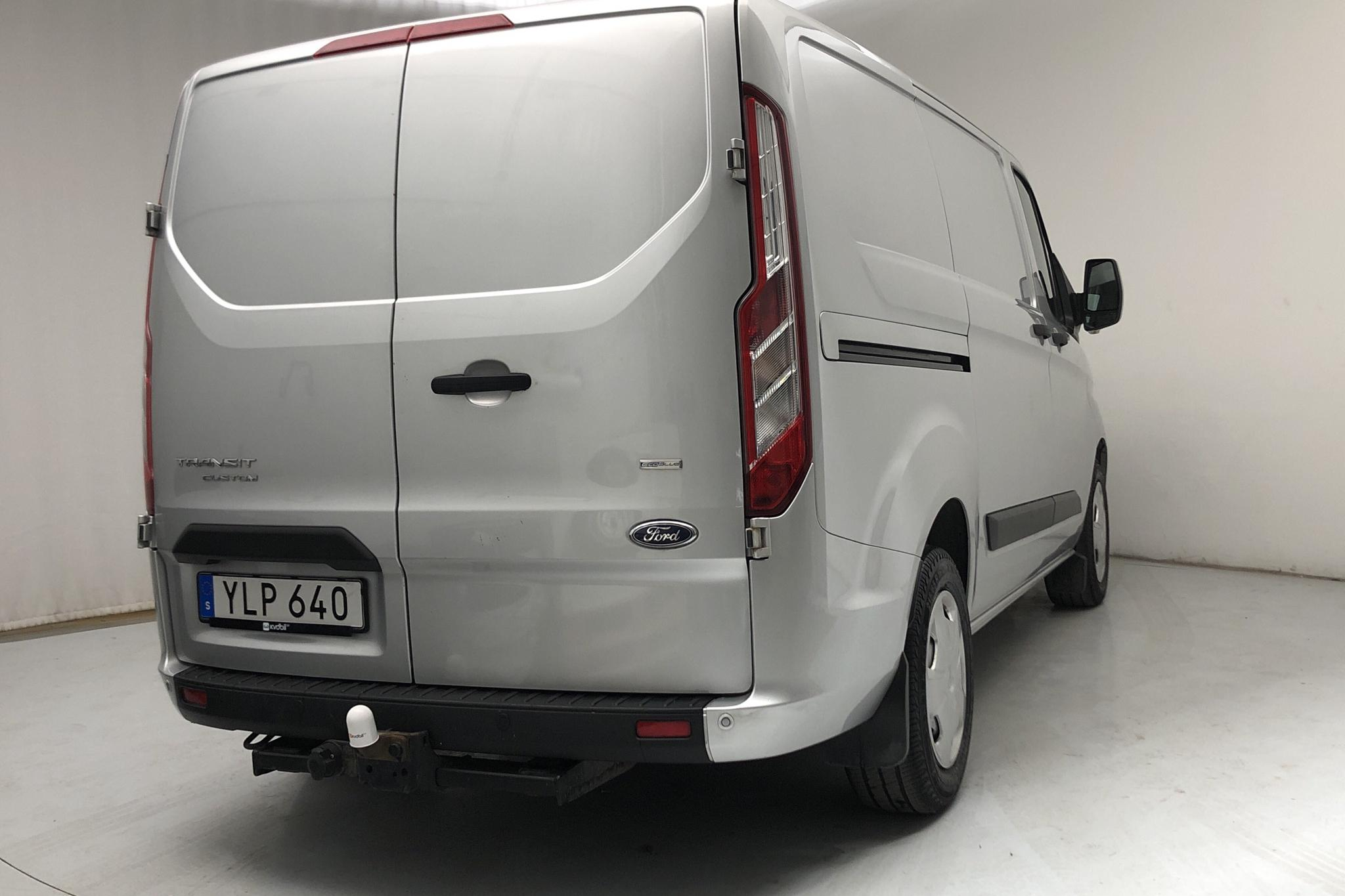 Ford Transit Custom 280 (130hk) - 61 510 km - Automatic - gray - 2018