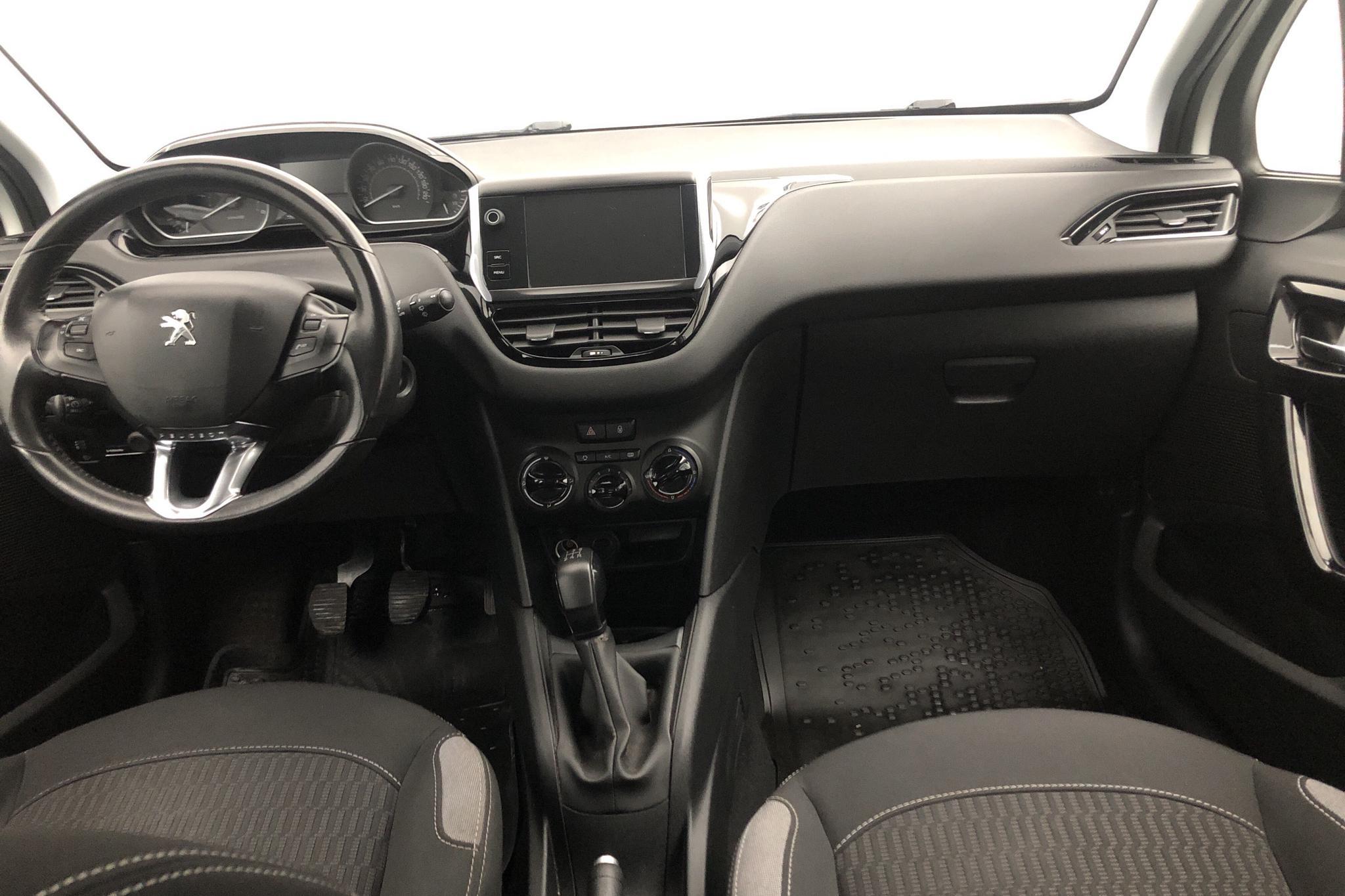 Peugeot 208 BlueHDi 5dr (100hk) - 12 633 mil - Manuell - vit - 2016