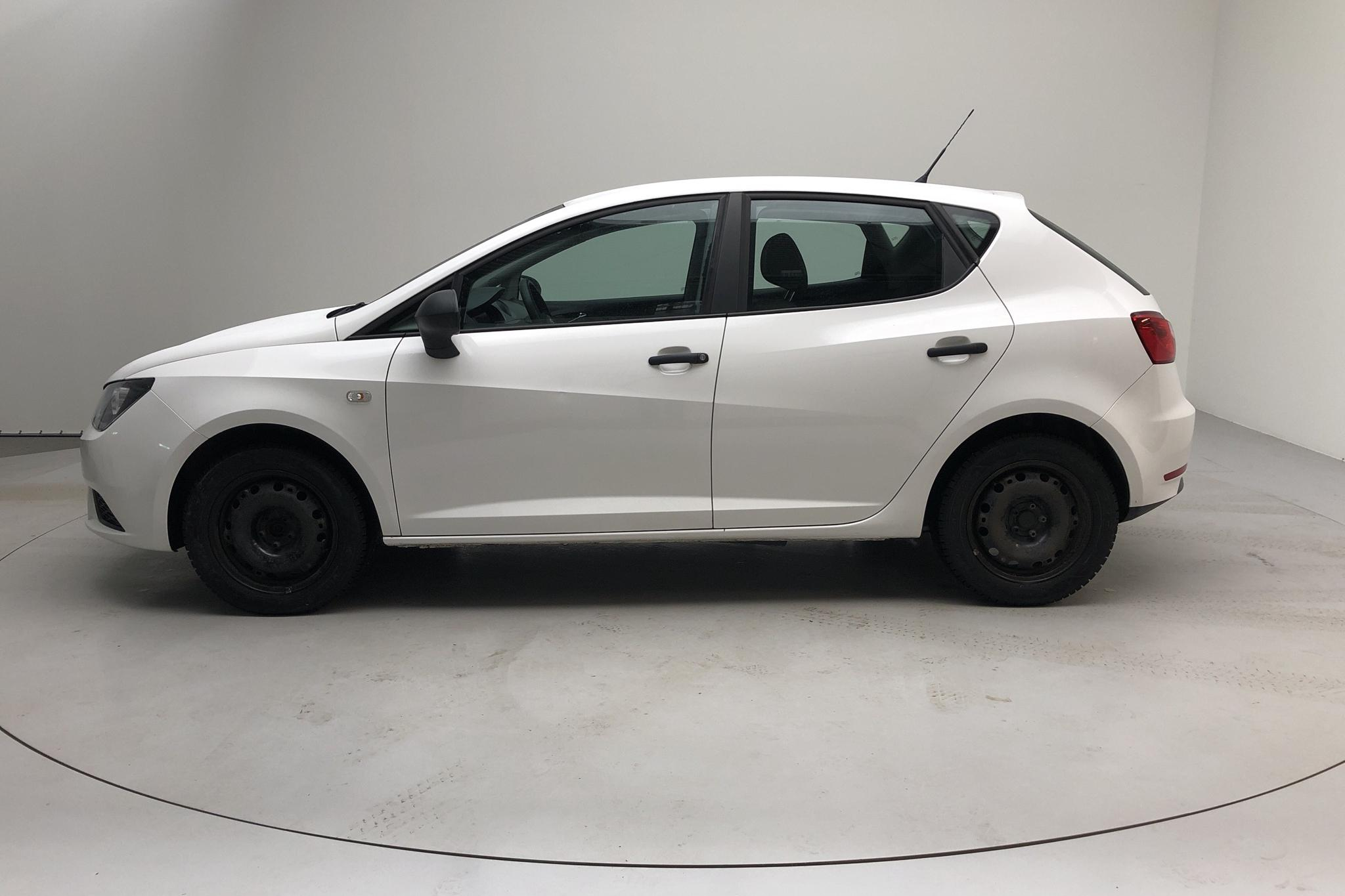 Seat Ibiza 1.4 16V 5dr (85hk) - 82 110 km - Manual - white - 2015