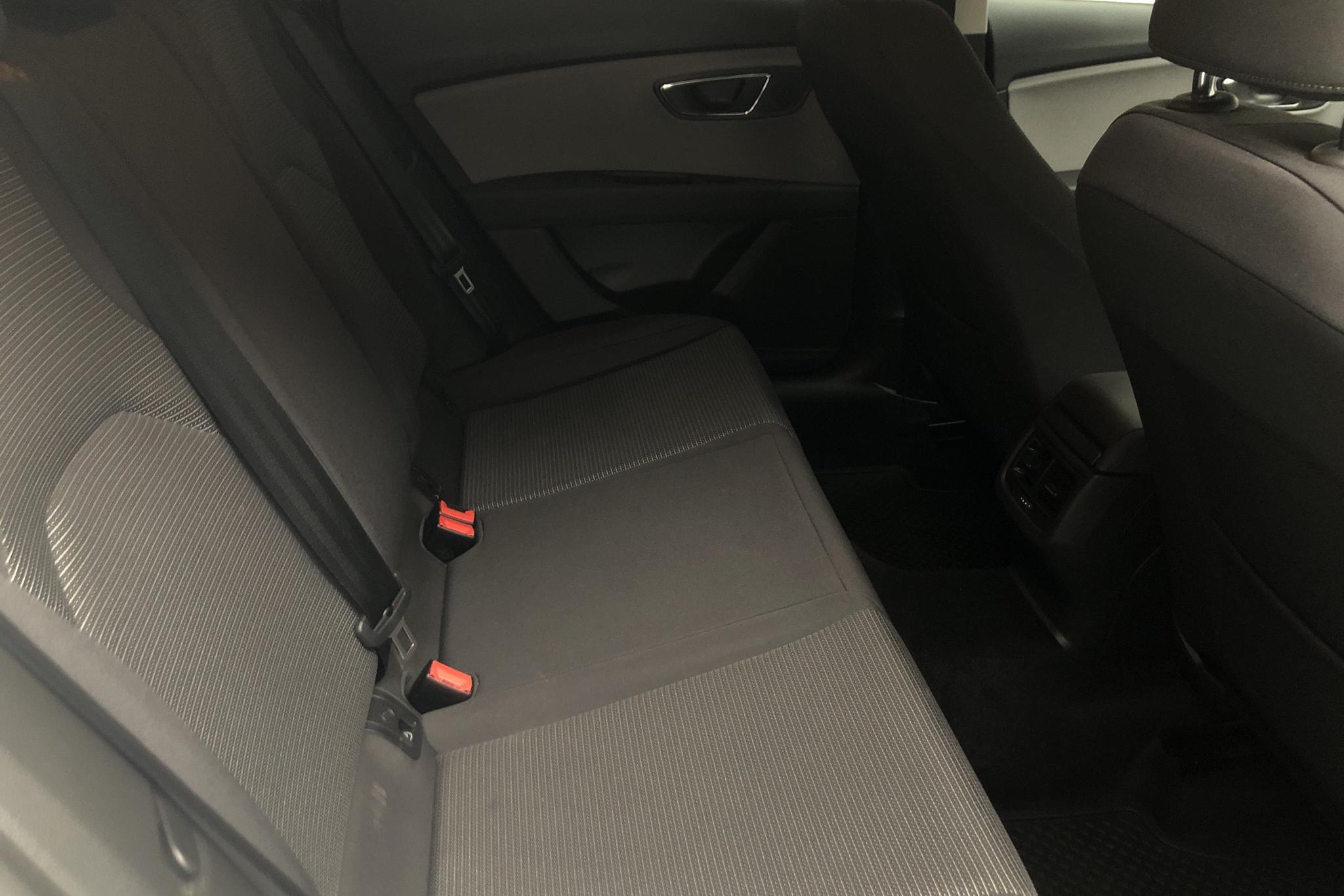 Seat Leon 1.2 TSI 5dr (110hk) - 5 715 mil - Manuell - vit - 2018