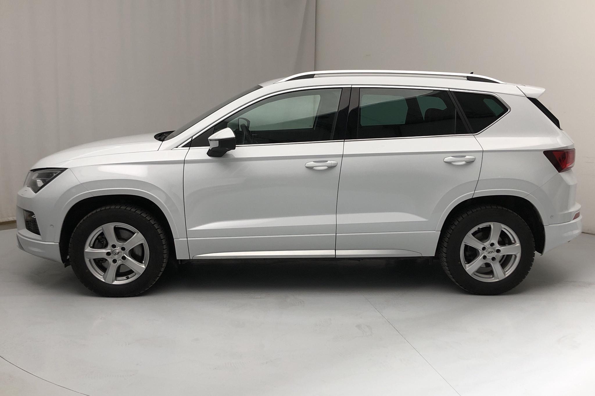 Seat Ateca 2.0 TSI 4Drive (190hk) - 47 950 km - Automatic - white - 2018