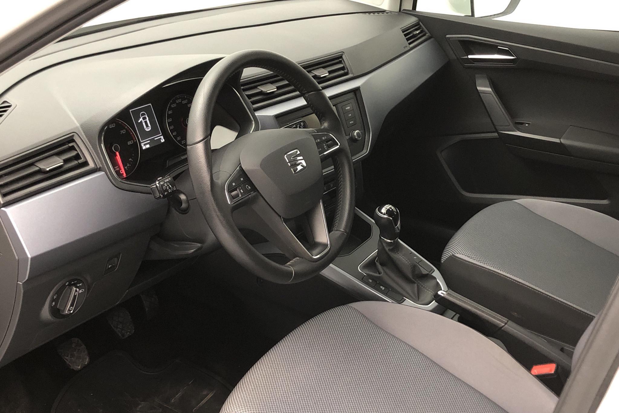Seat Arona 1.0 TSI 5dr (95hk) - 26 170 km - Manual - white - 2018