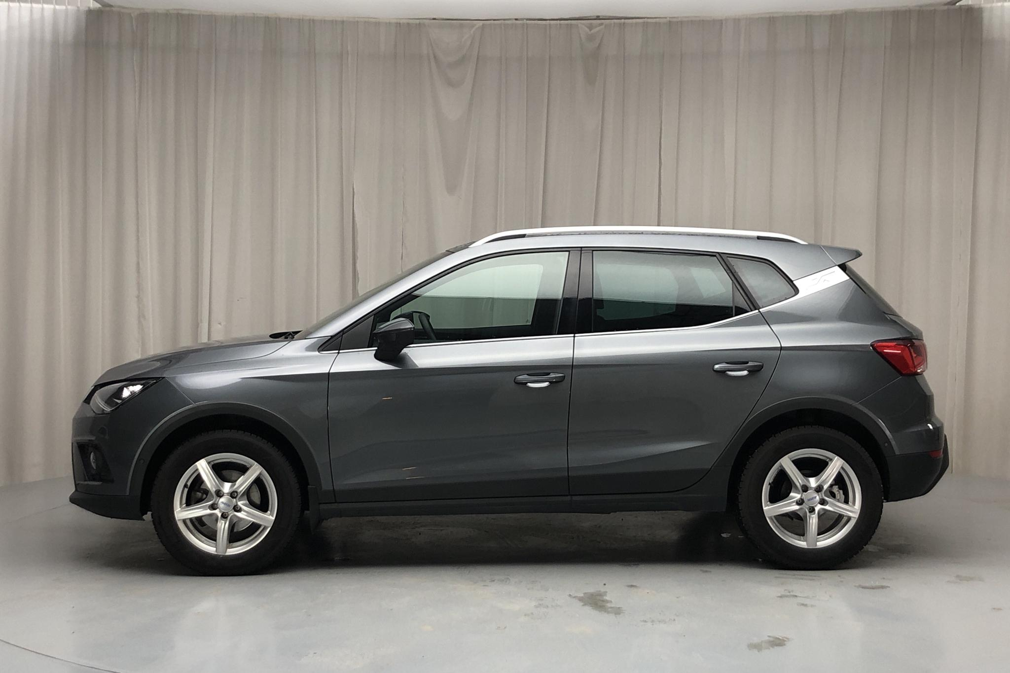 Seat Arona 1.0 TSI (115hk) - 1 855 mil - Manuell - grå - 2018