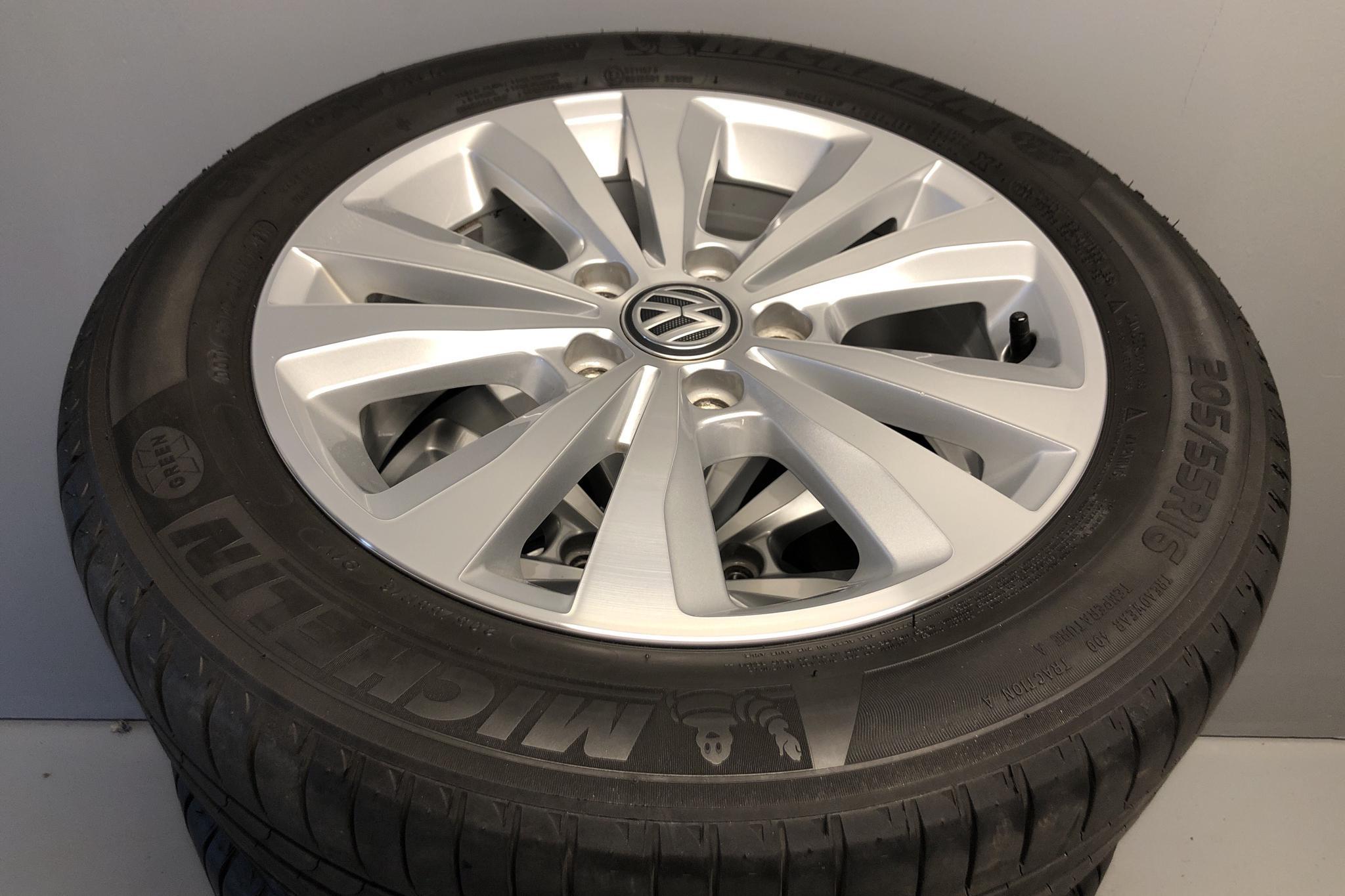 VW Golf VII 1.0 TSI 5dr (110hk) - 50 310 km - Manual - Dark Blue - 2018