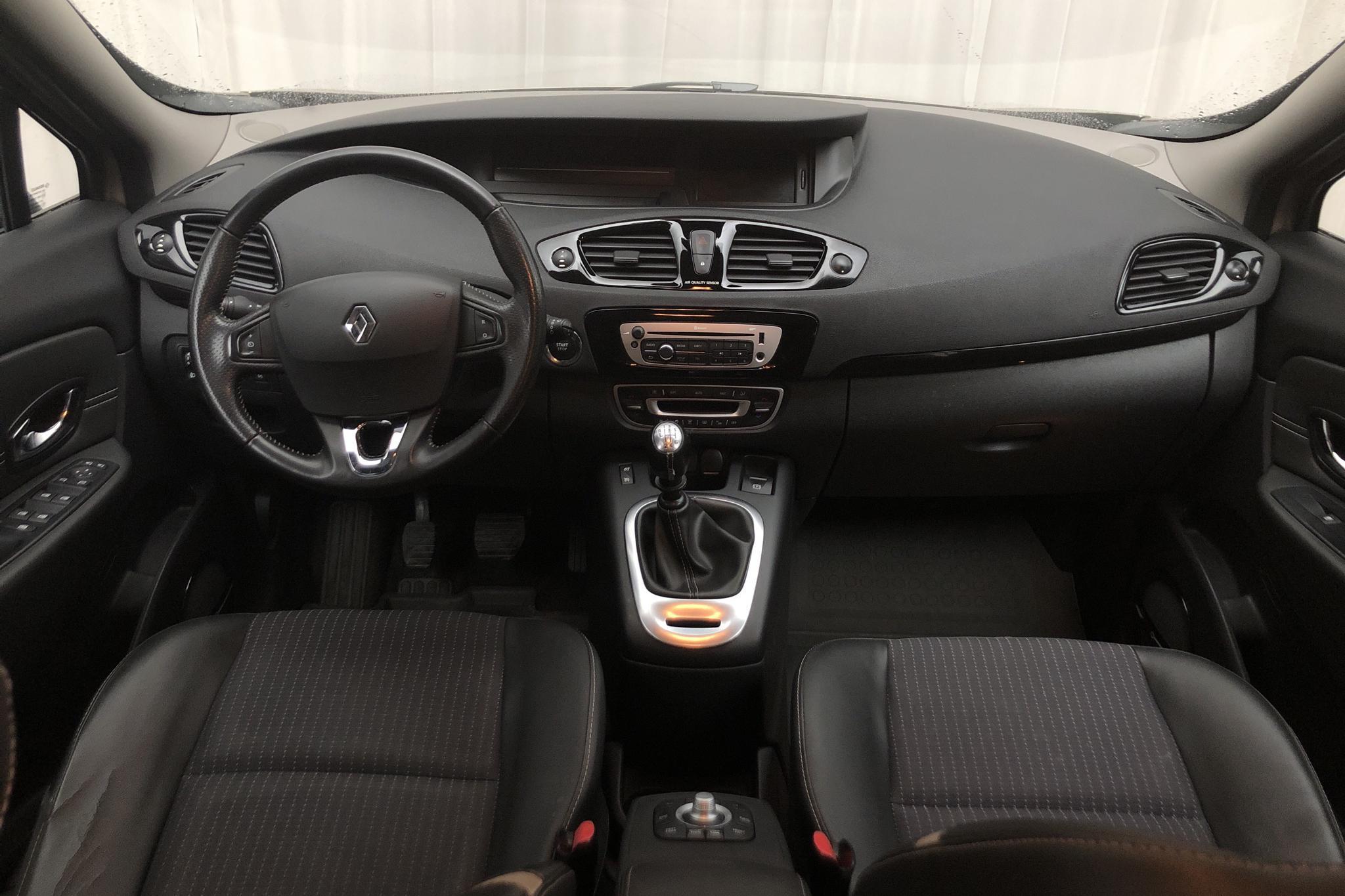 Renault Grand Scénic III 1.6 dCi (130hk) - 16 992 mil - Manuell - 2013