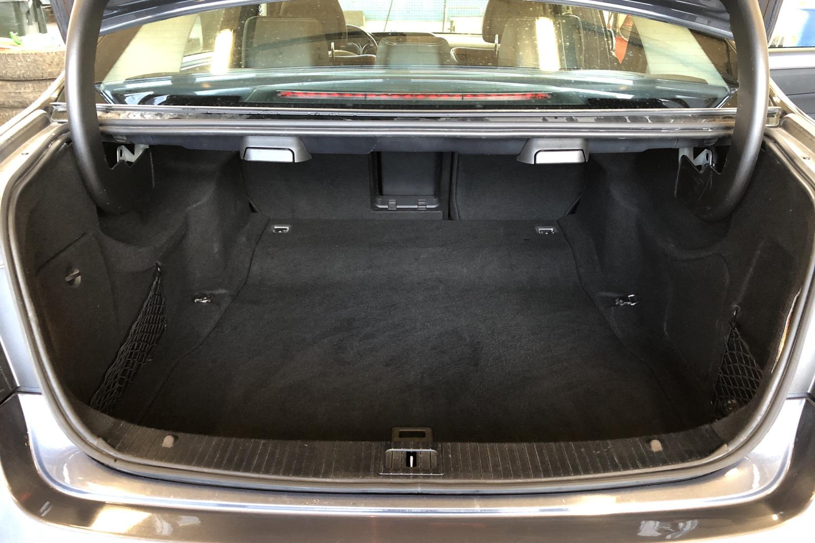 Mercedes E 220 BlueTEC W212 (170hk) - 18 537 mil - Automat - Dark Grey - 2014
