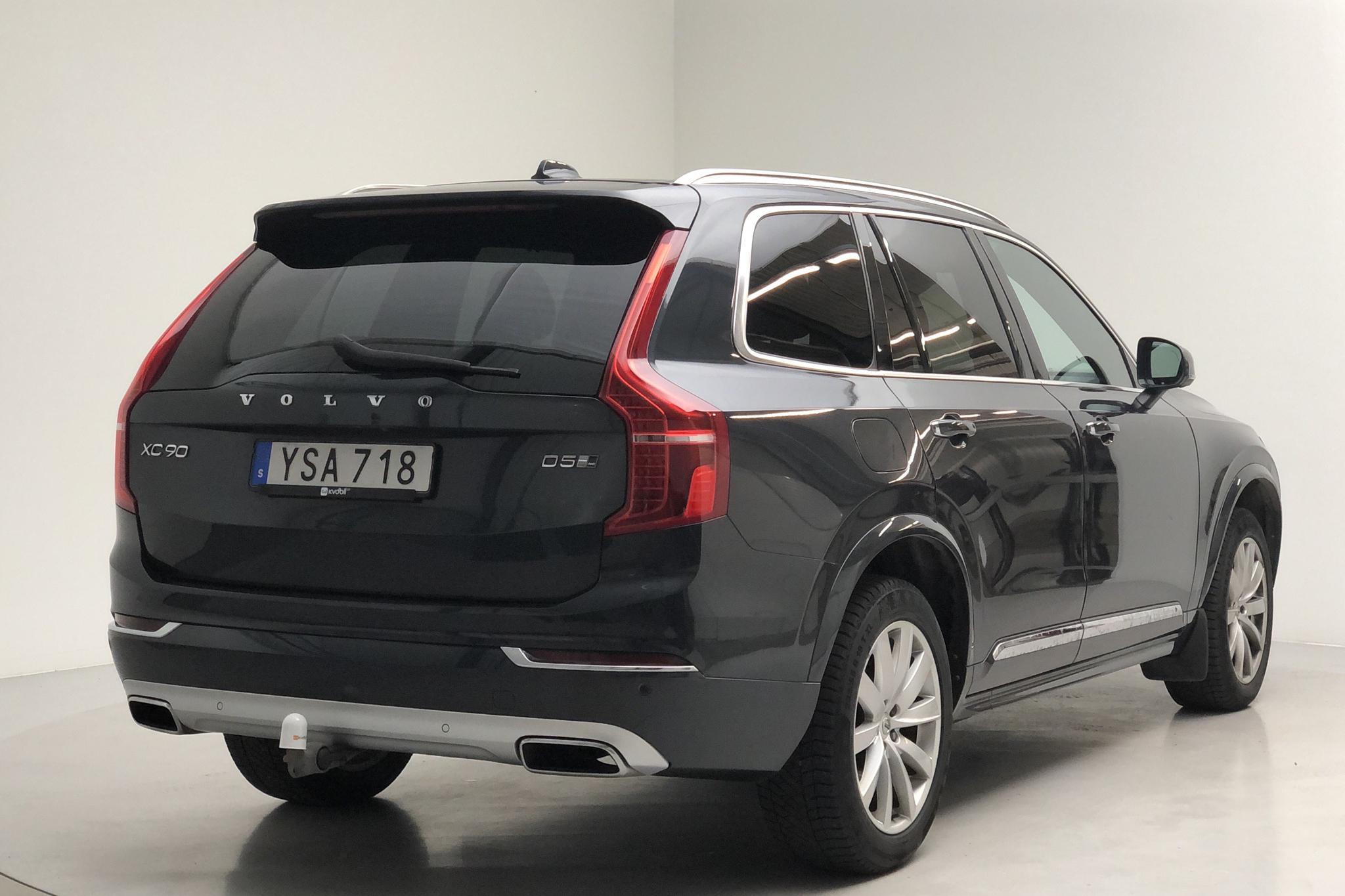 Volvo XC90 D5 AWD (235hk) - 71 290 km - Automatic - gray - 2018