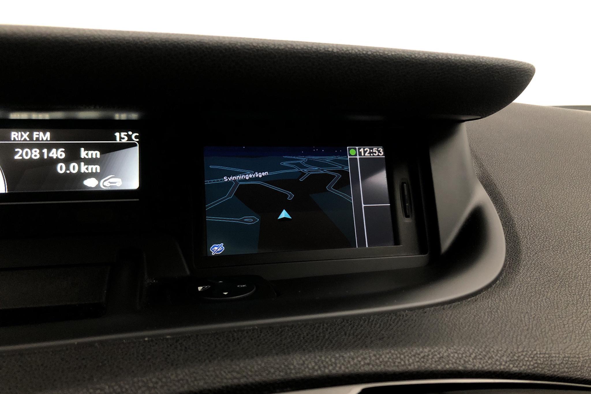 Renault Grand Scénic III 1.6 dCi (130hk) - 20 814 mil - Manuell - vit - 2012