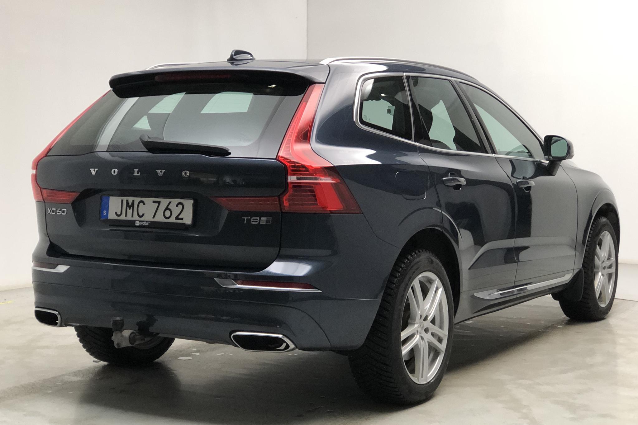 Volvo XC60 T8 AWD Twin Engine (390hk) - 118 610 km - Automatic - Dark Blue - 2019