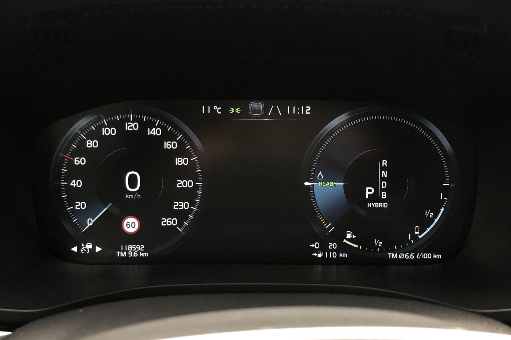 Volvo XC60 T8 AWD Twin Engine (390hk) - 11 861 mil - Automat - Dark Blue - 2019
