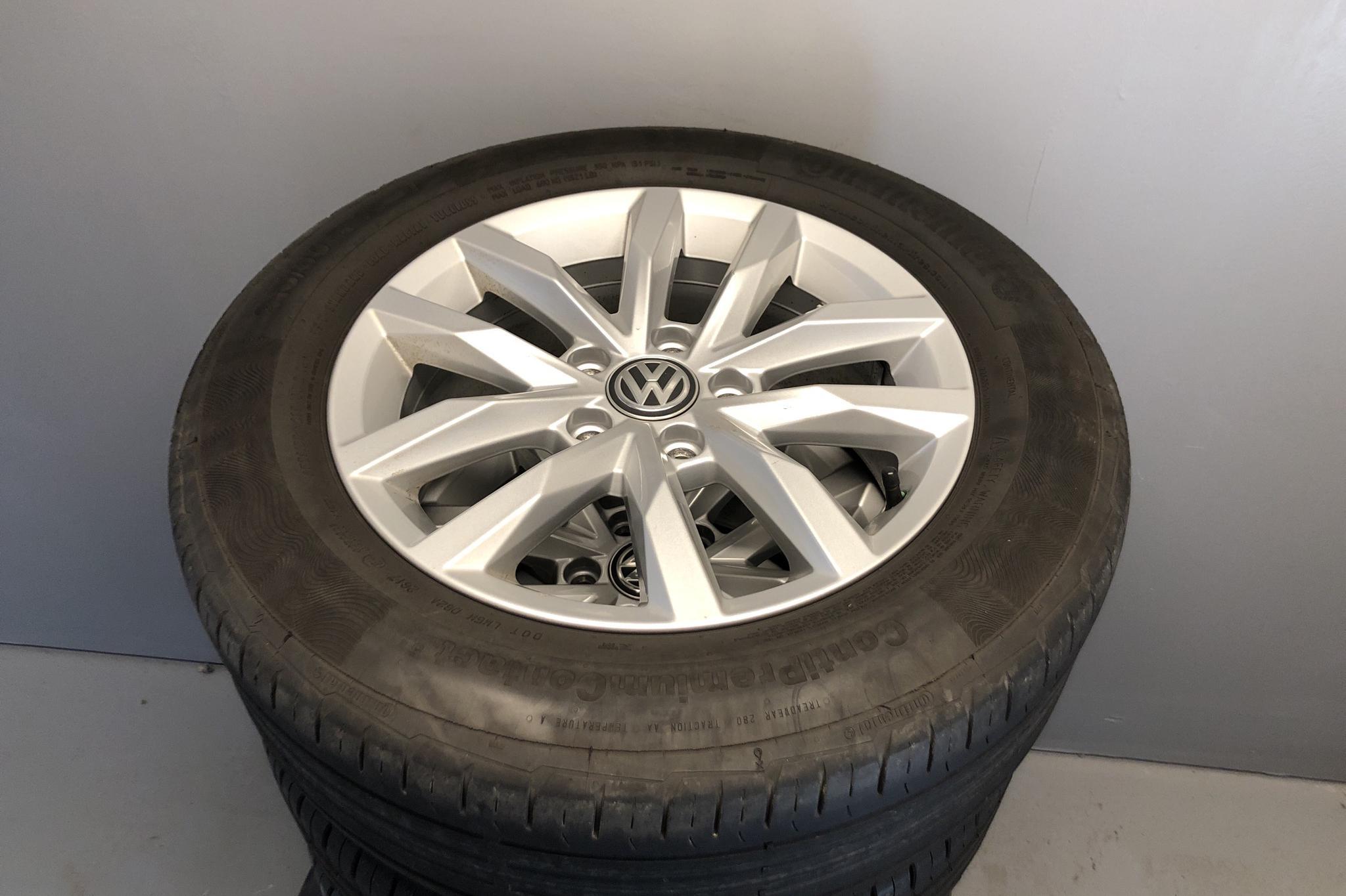 VW Passat 2.0 TDI Sportscombi (150hk) - 20 860 mil - Automat - vit - 2016
