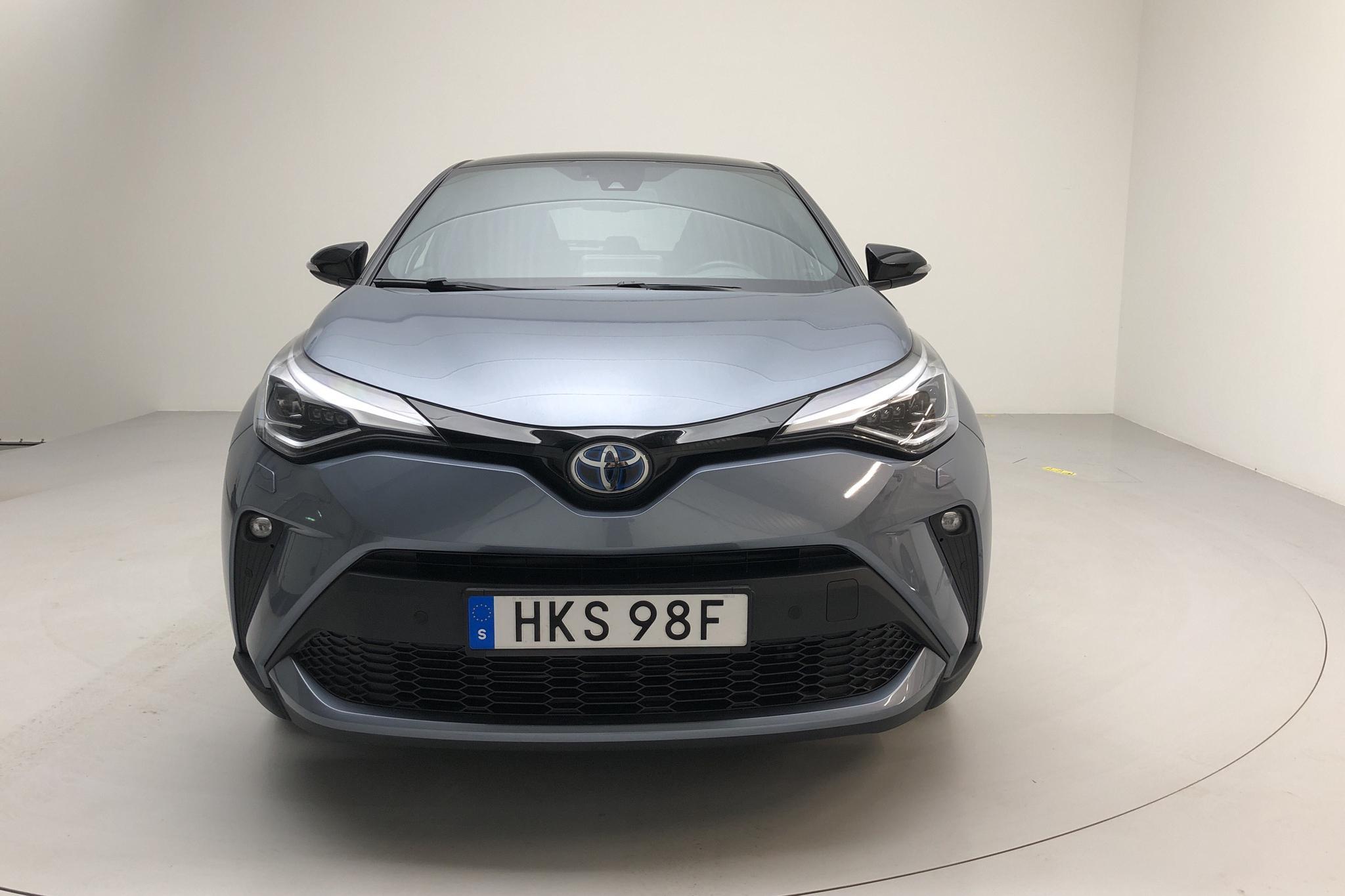 Toyota C-HR 2.0 HSD LCI (184hk) - 3 213 mil - Automat - grå - 2020