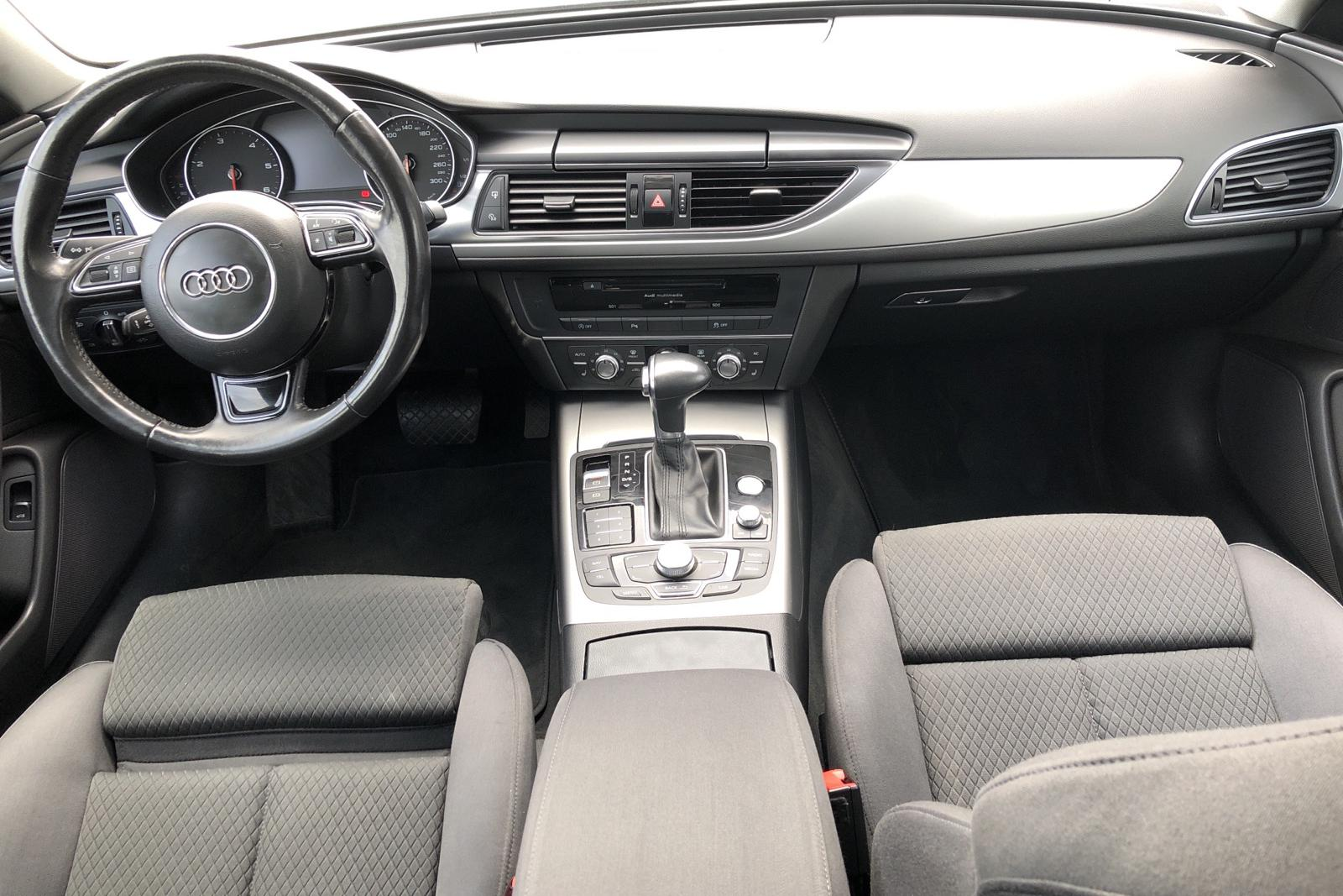 Audi A6 2.0 TDI Avant (177hk) - 248 730 km - Automatic - gray - 2013