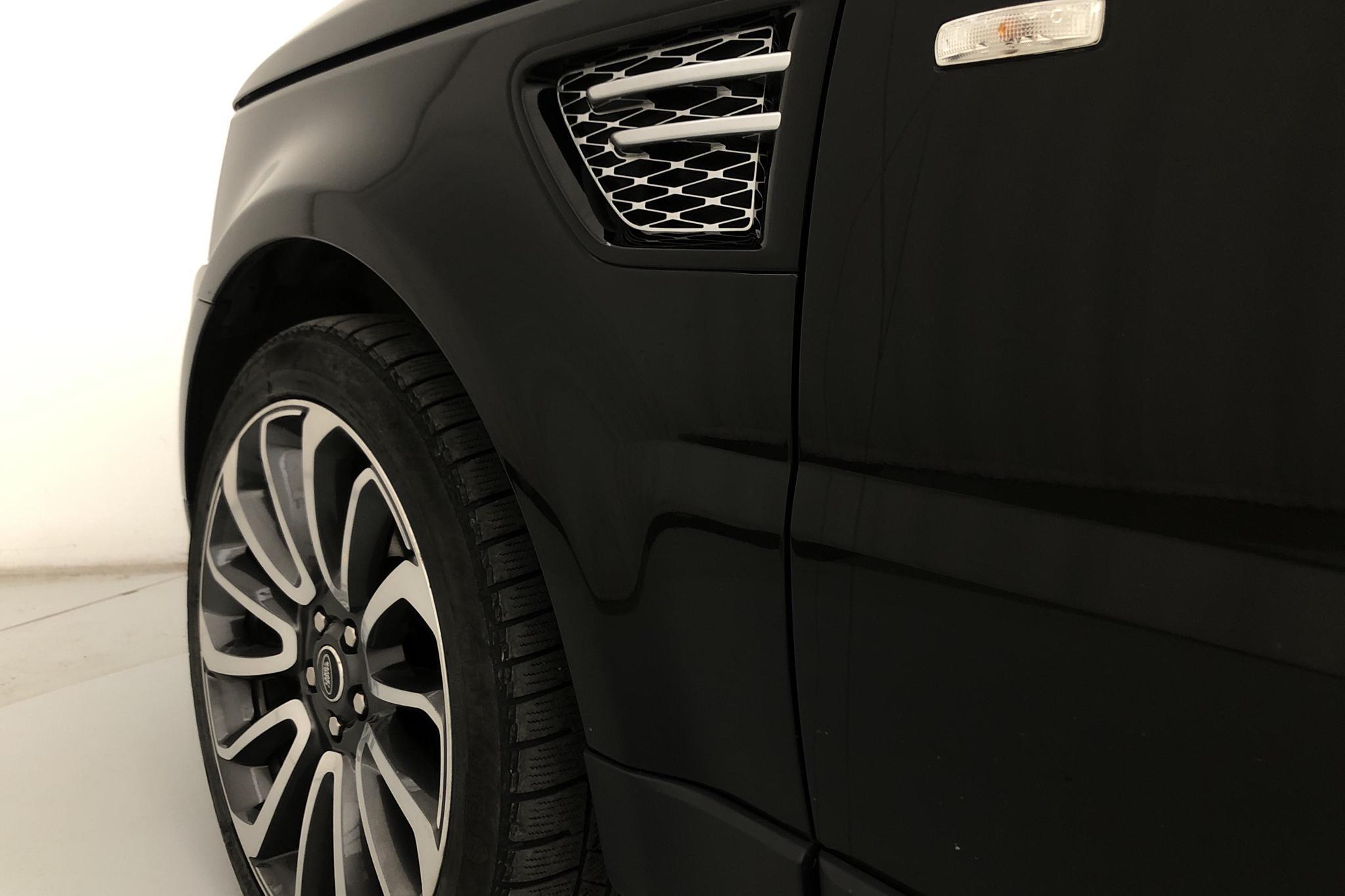 Land Rover Range Rover Sport SDV6 3.0 (255hk) - 140 300 km - Automatic - black - 2013