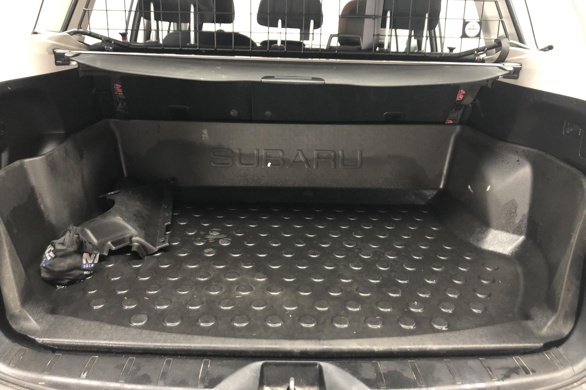 Subaru Forester 2.0D (147hk) - 80 800 km - Automatic - silver - 2015
