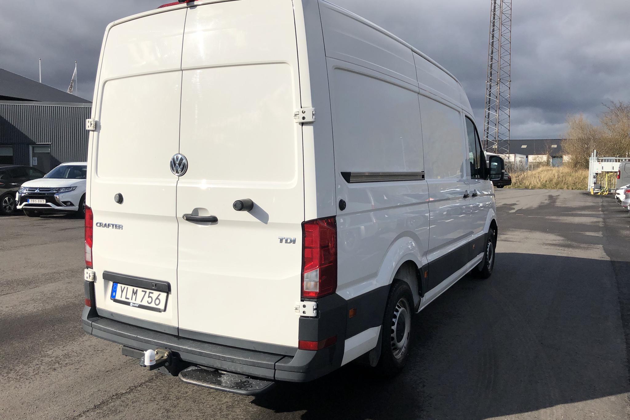VW Crafter 35 2.0 TDI Skåp (102hk) - 54 780 km - Manual - white - 2017