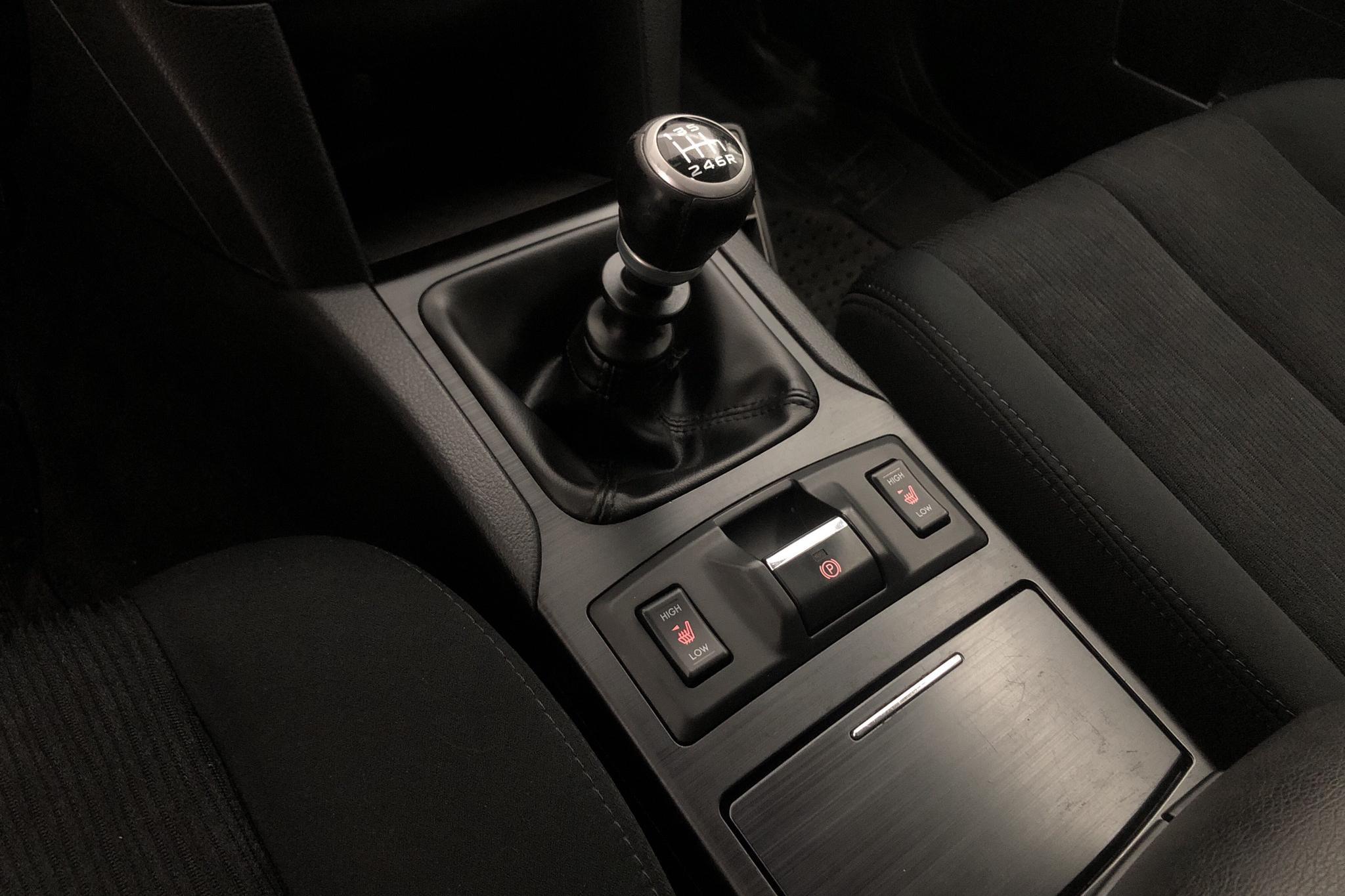 Subaru Outback 2.0D (150hk) - 189 250 km - Manual - silver - 2014