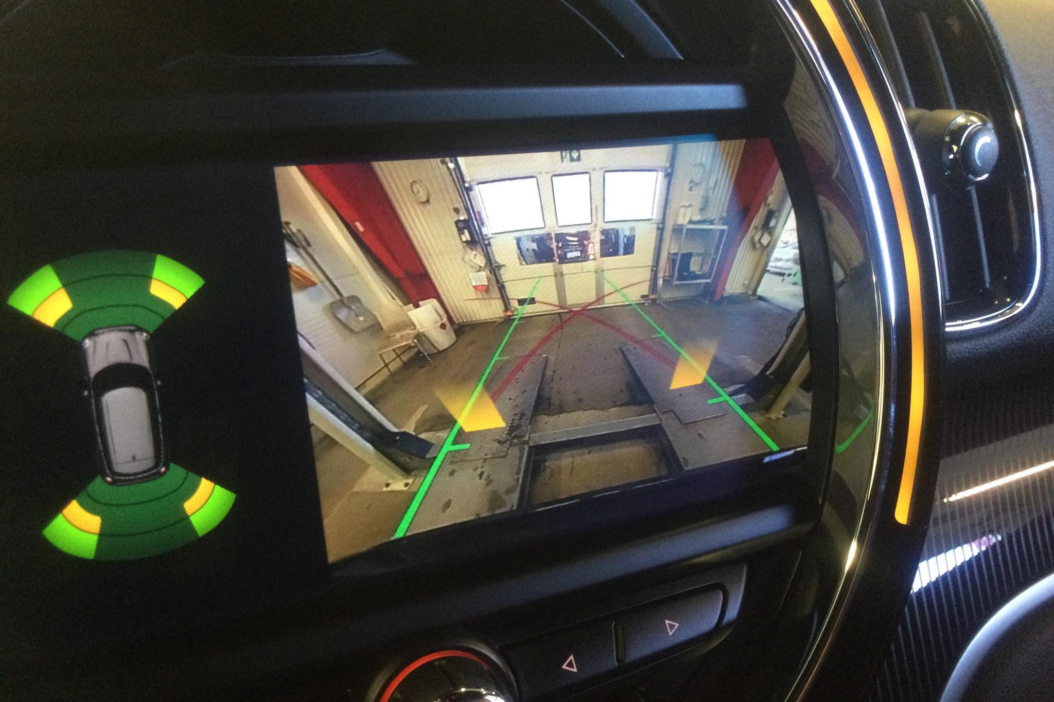 MINI Cooper S E ALL4 Countryman, F60 (224hk) - 2 509 mil - Automat - svart - 2020