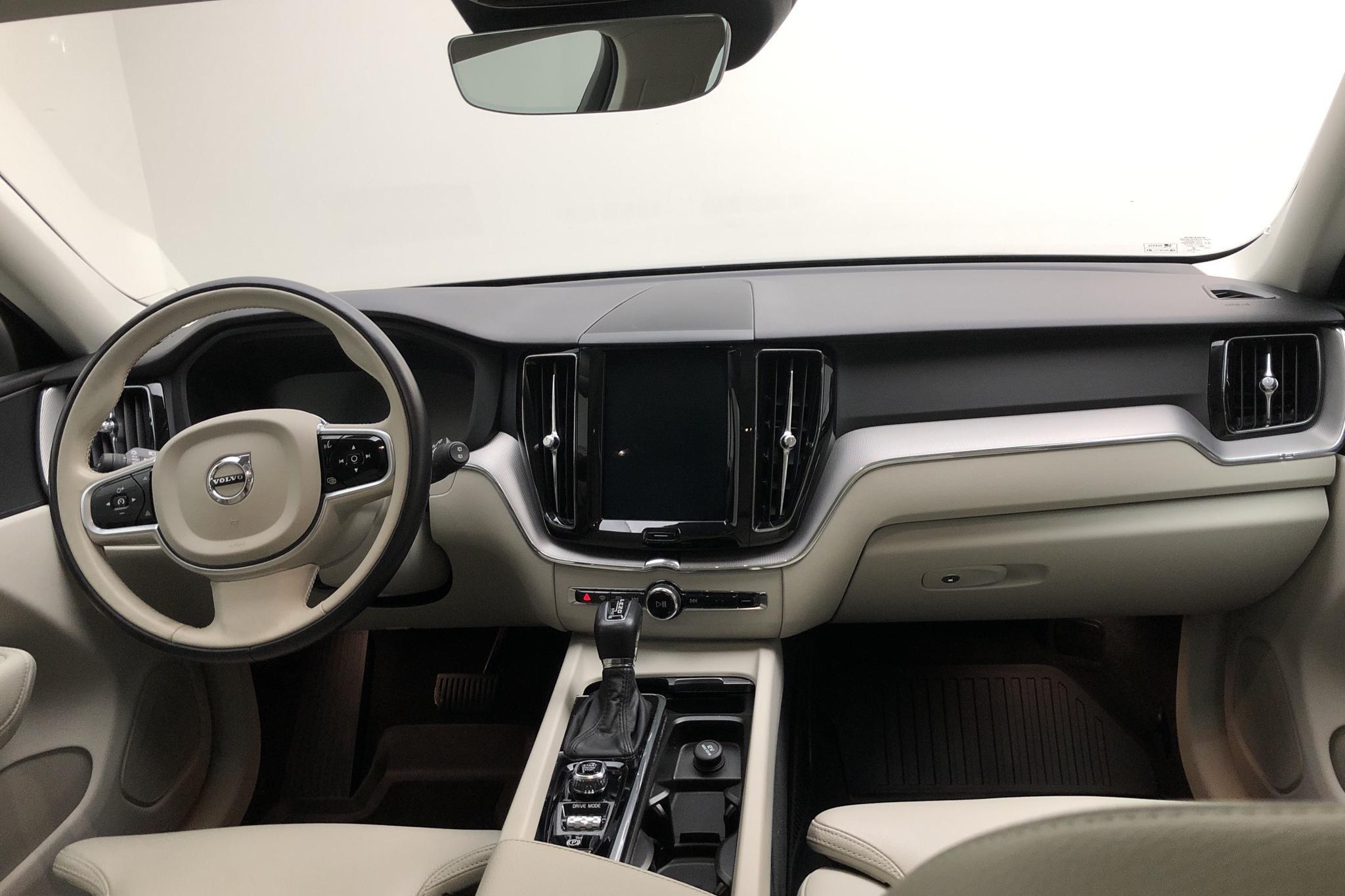 Volvo XC60 D4 AWD (190hk) - 91 010 km - Automatic - Dark Grey - 2018