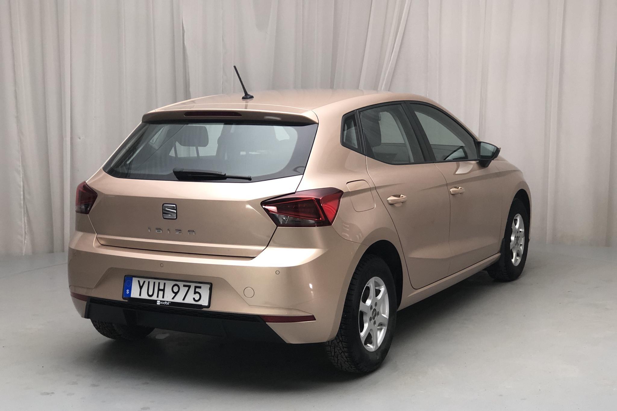 Seat Ibiza 1.0 TSI 5dr (95hk) - 3 624 mil - Manuell - 2018