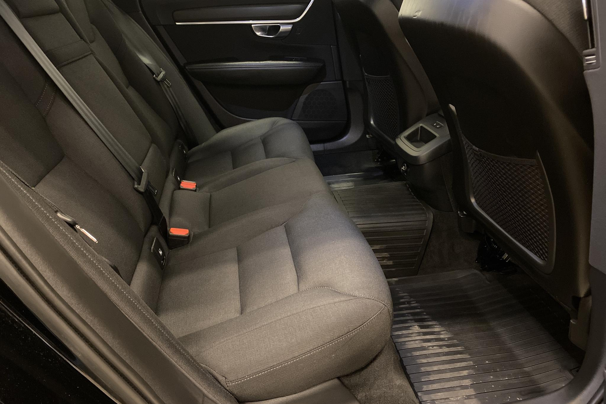 Volvo V90 D3 AWD (150hk) - 38 690 km - Automatic - black - 2018
