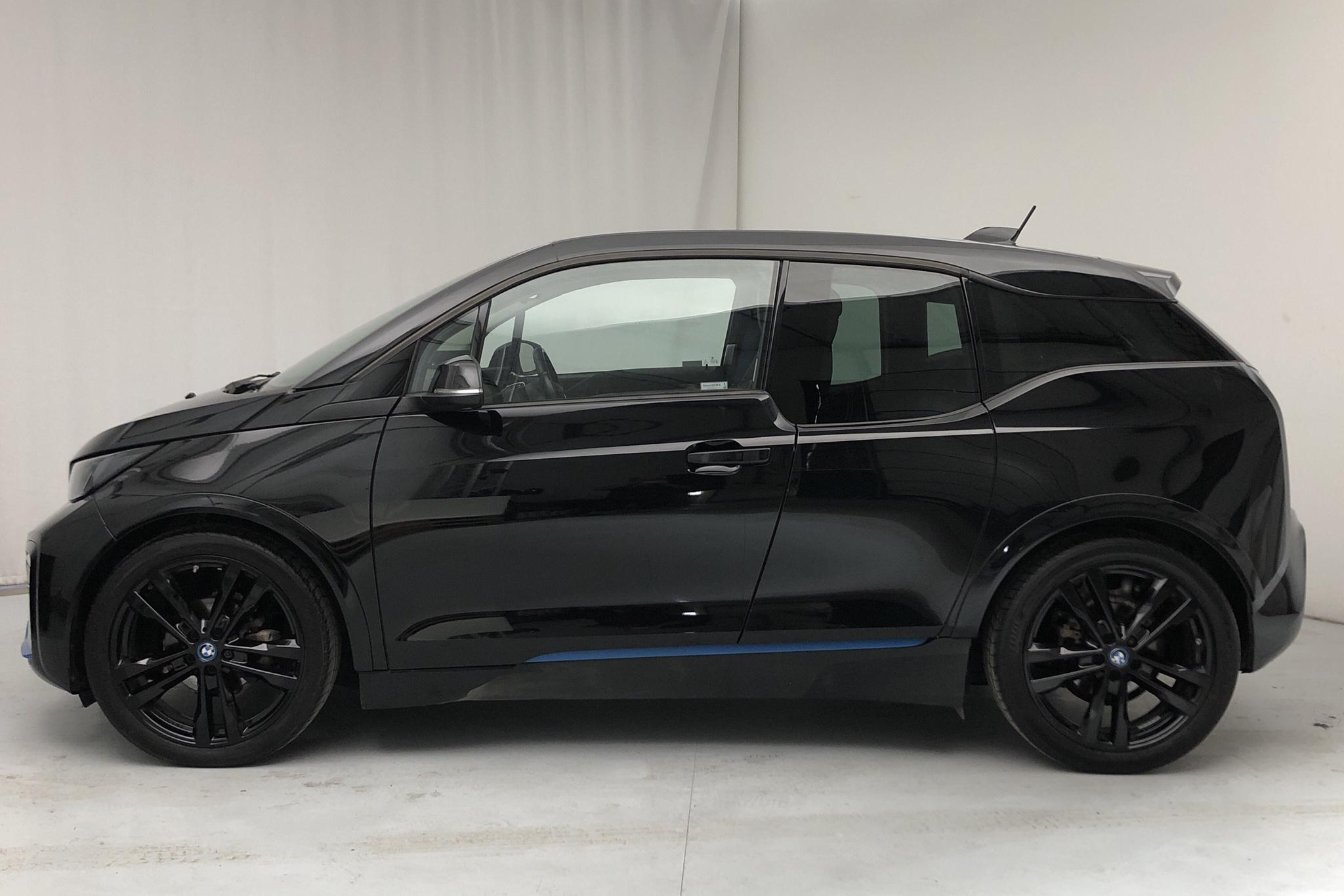 BMW i3s 94Ah, I01 (184hk) - 60 760 km - Automatic - black - 2018