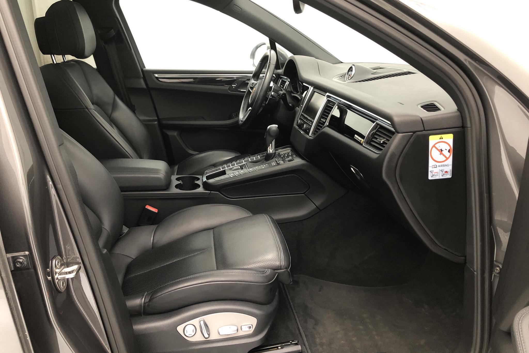 Porsche Macan 3.0 S Diesel (258hk) - 8 227 mil - Automat - Dark Grey - 2016