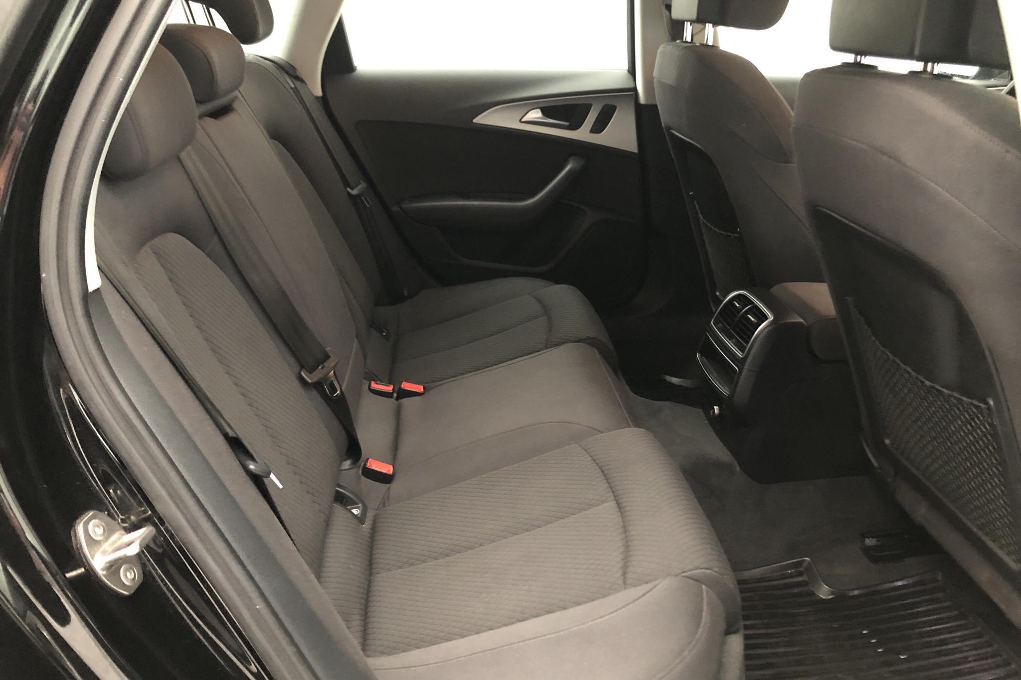 Audi A6 2.0 TDI Avant (177hk) - 177 270 km - Manual - black - 2013