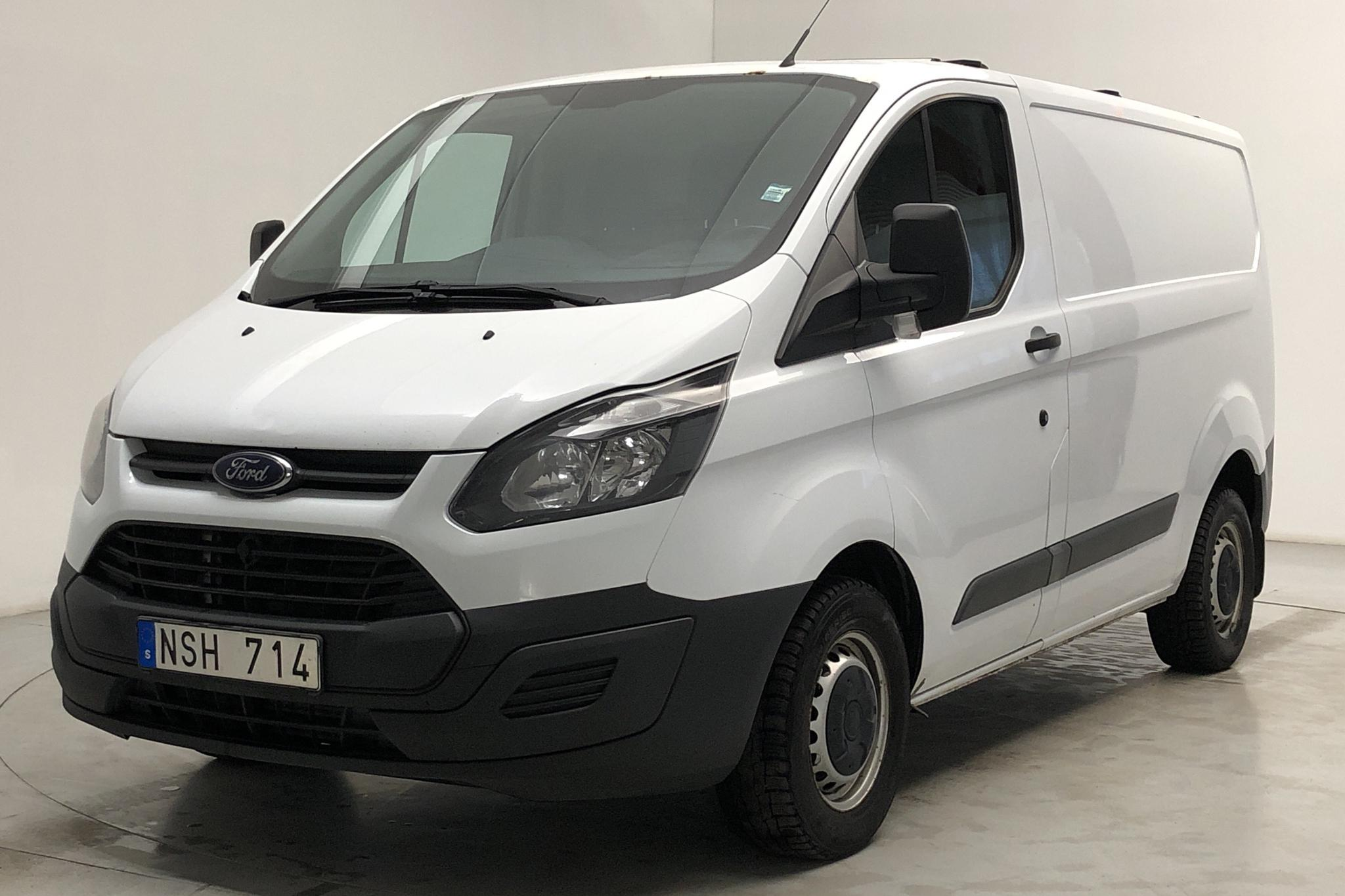 Ford Transit Custom 270 (100hk) - 142 910 km - Manual - white - 2014