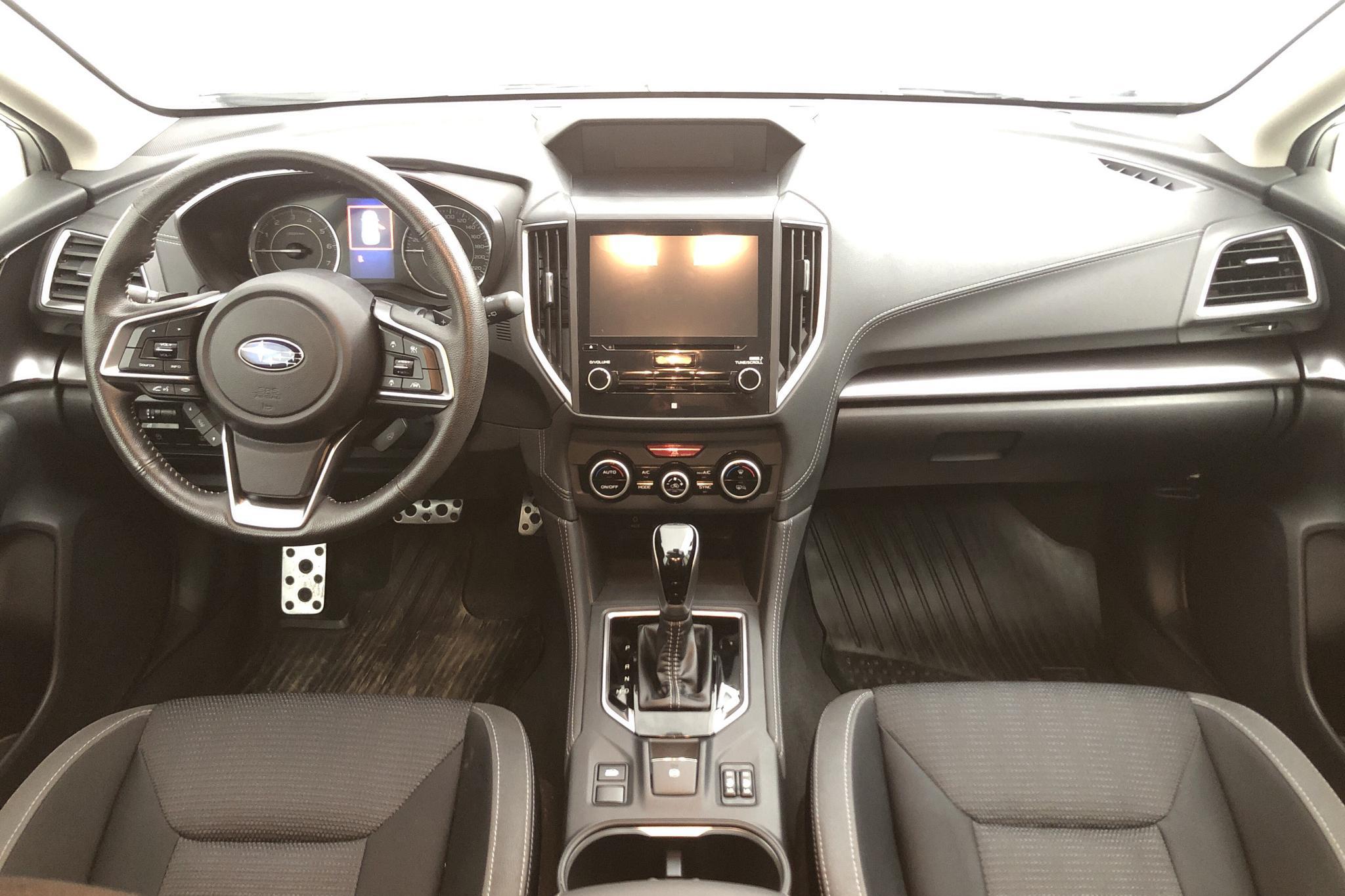 Subaru Impreza 2.0i (156hk) - 5 064 mil - Automat - vit - 2018