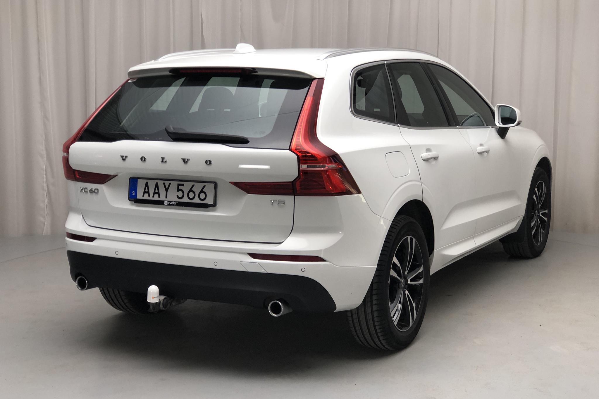 Volvo XC60 T5 2WD (254hk) - 6 549 mil - Automat - vit - 2018