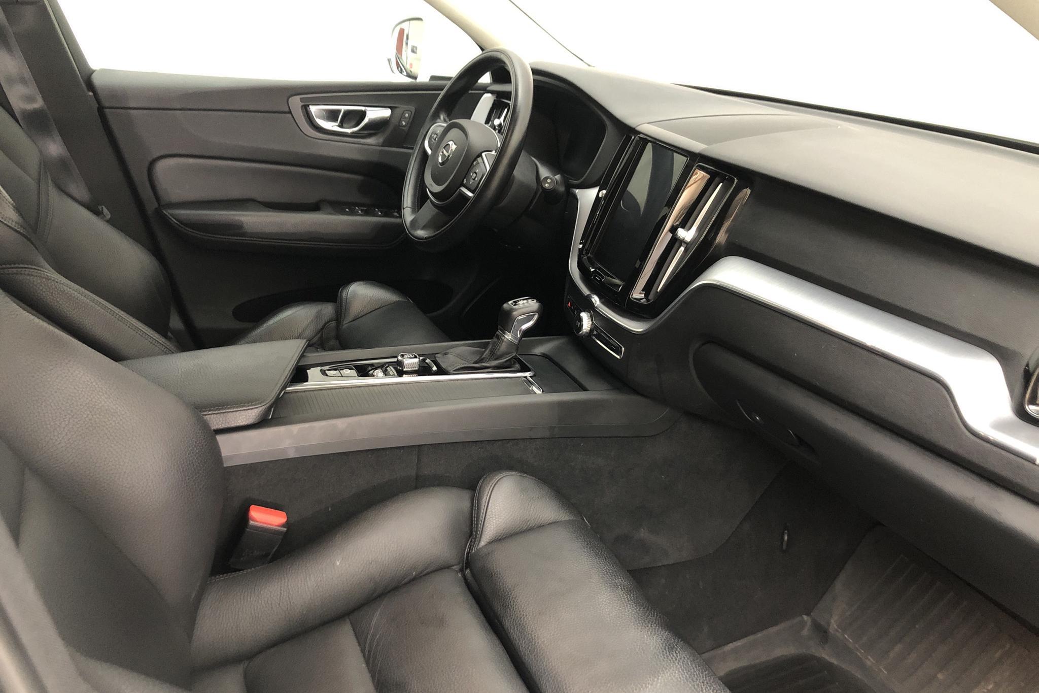 Volvo XC60 T5 2WD (254hk) - 65 490 km - Automatic - white - 2018
